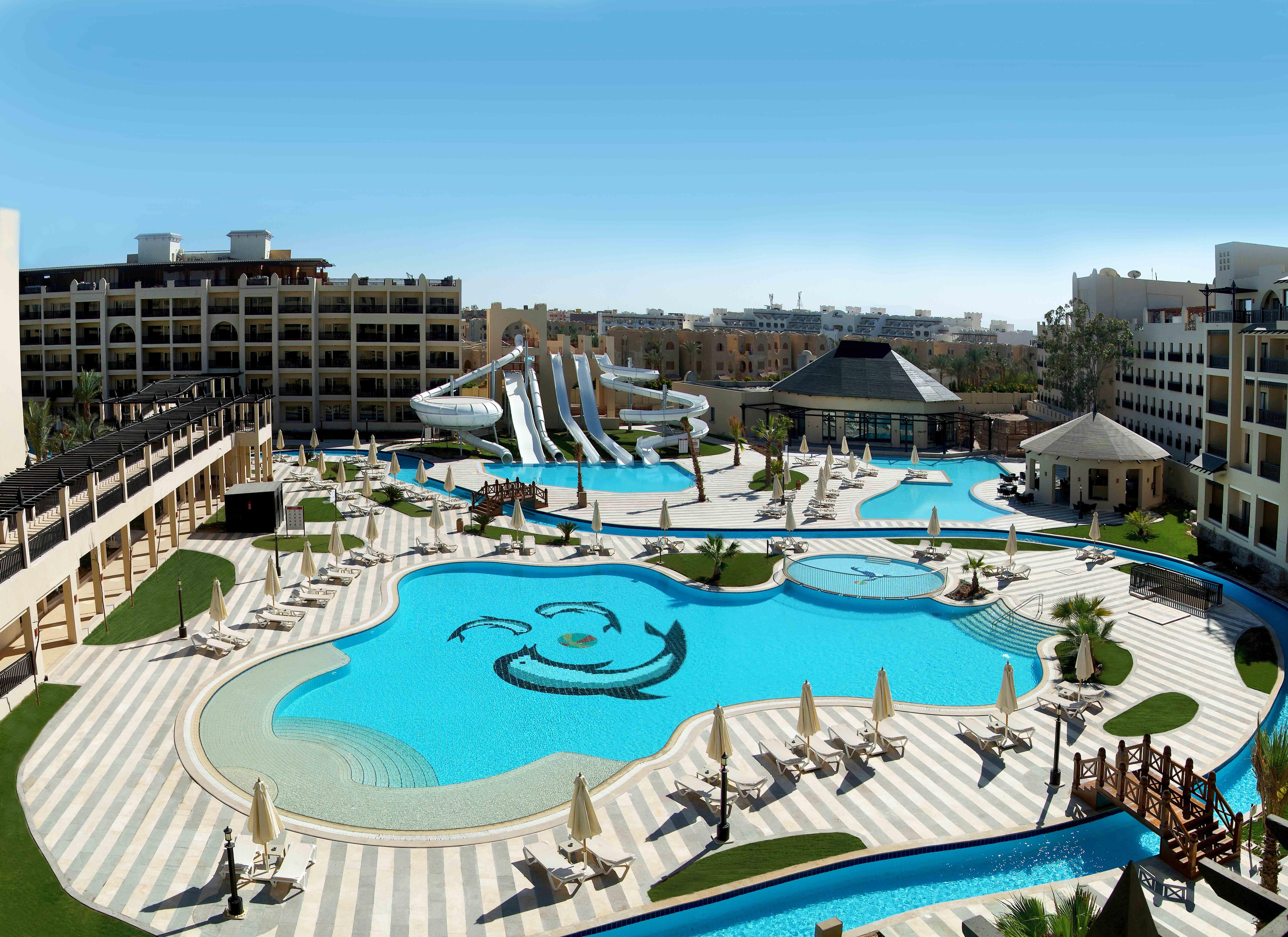 Steigenberger Aqua Magic Hotel, Al-Ghurdaqah