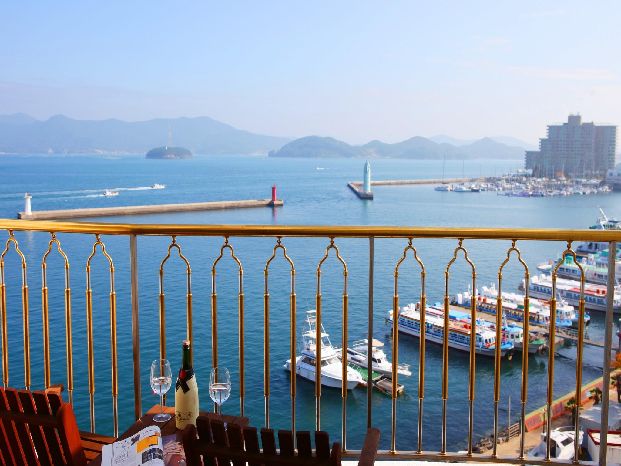 Tongyeong Bay Condo Hotel, Tongyeong