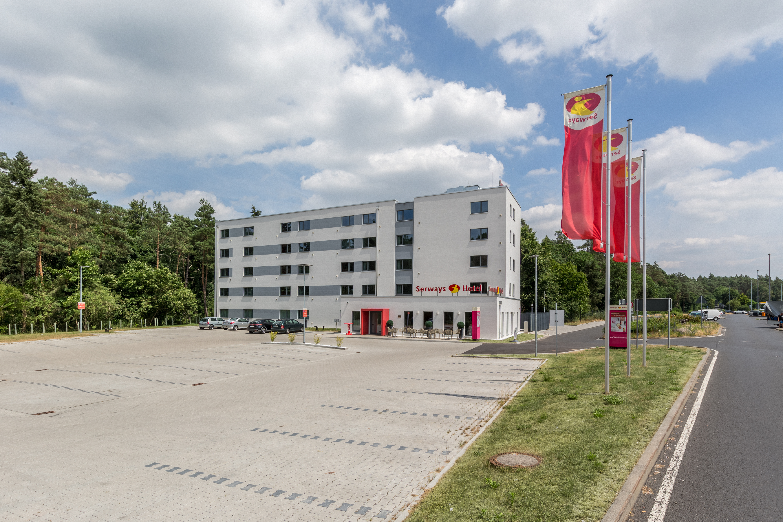 Serways Hotel Weiskirchen, Offenbach