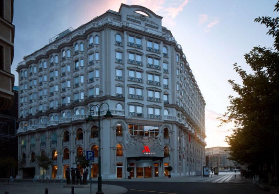 Marriott Hotel Skopje,