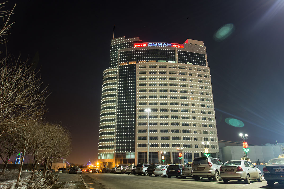 Duman Hotel, Tselinogradskiy