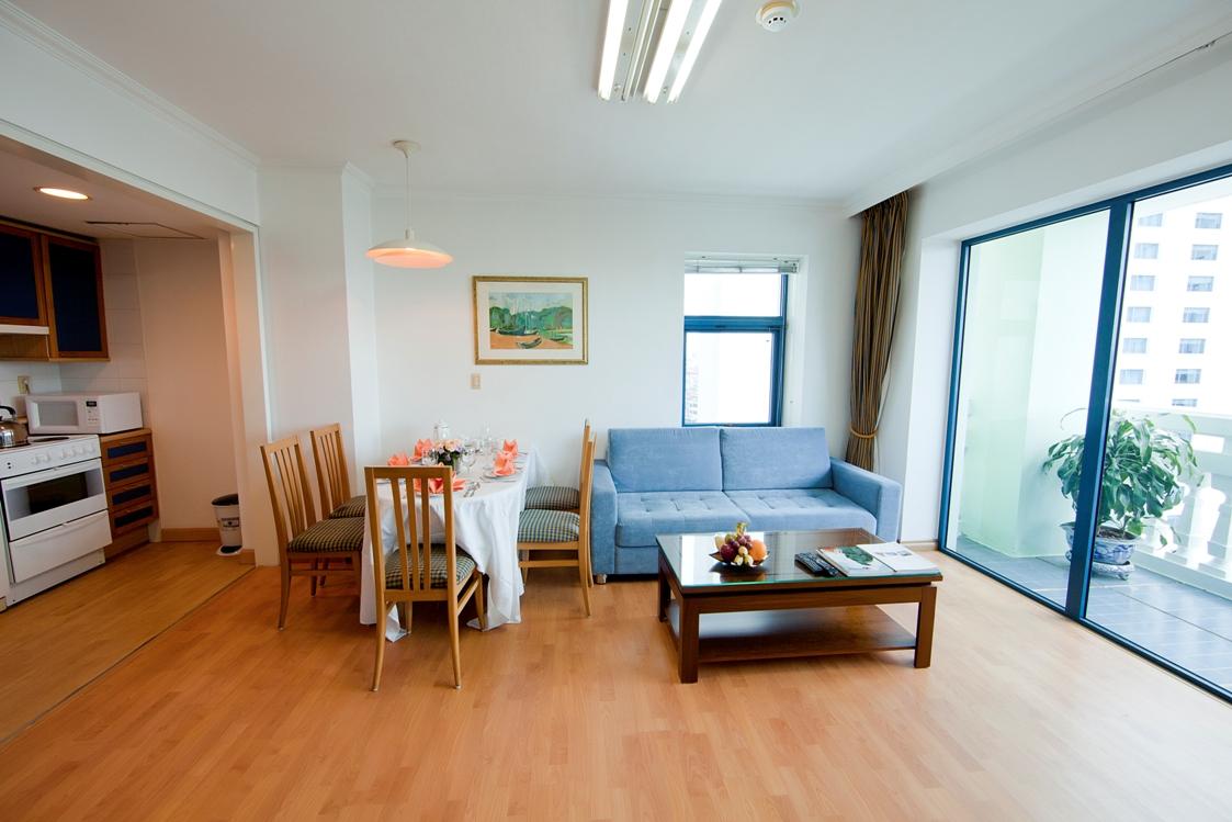 Daeha Serviced Apartment, Ba Đình