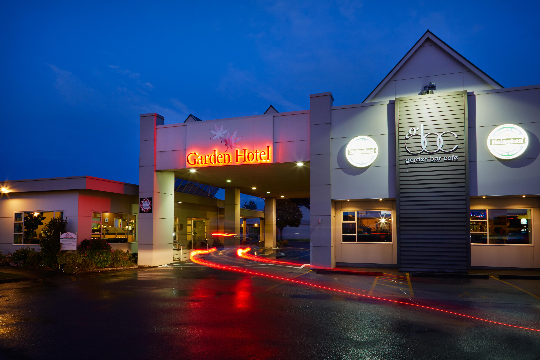 The Garden Hotel and Restaurant, Christchurch