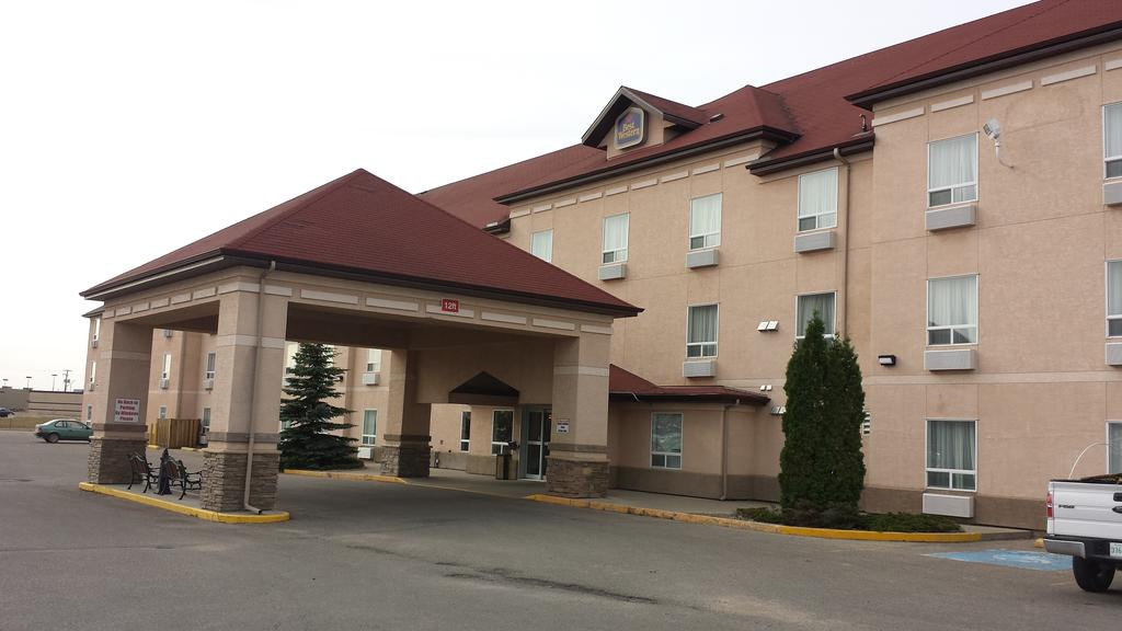 Quality Inn and Suites, Division No. 9