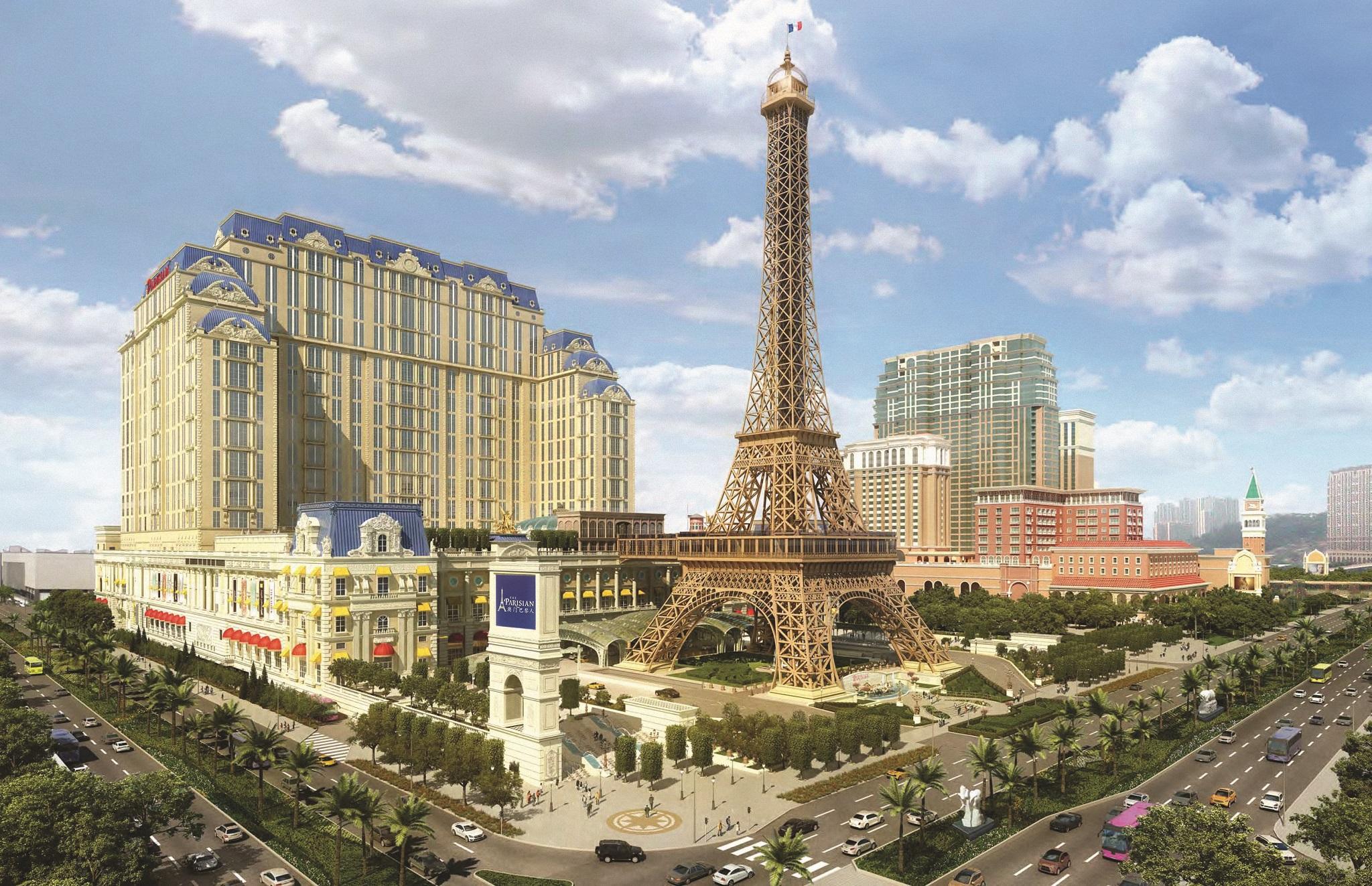 The Parisian Macao, Cotai