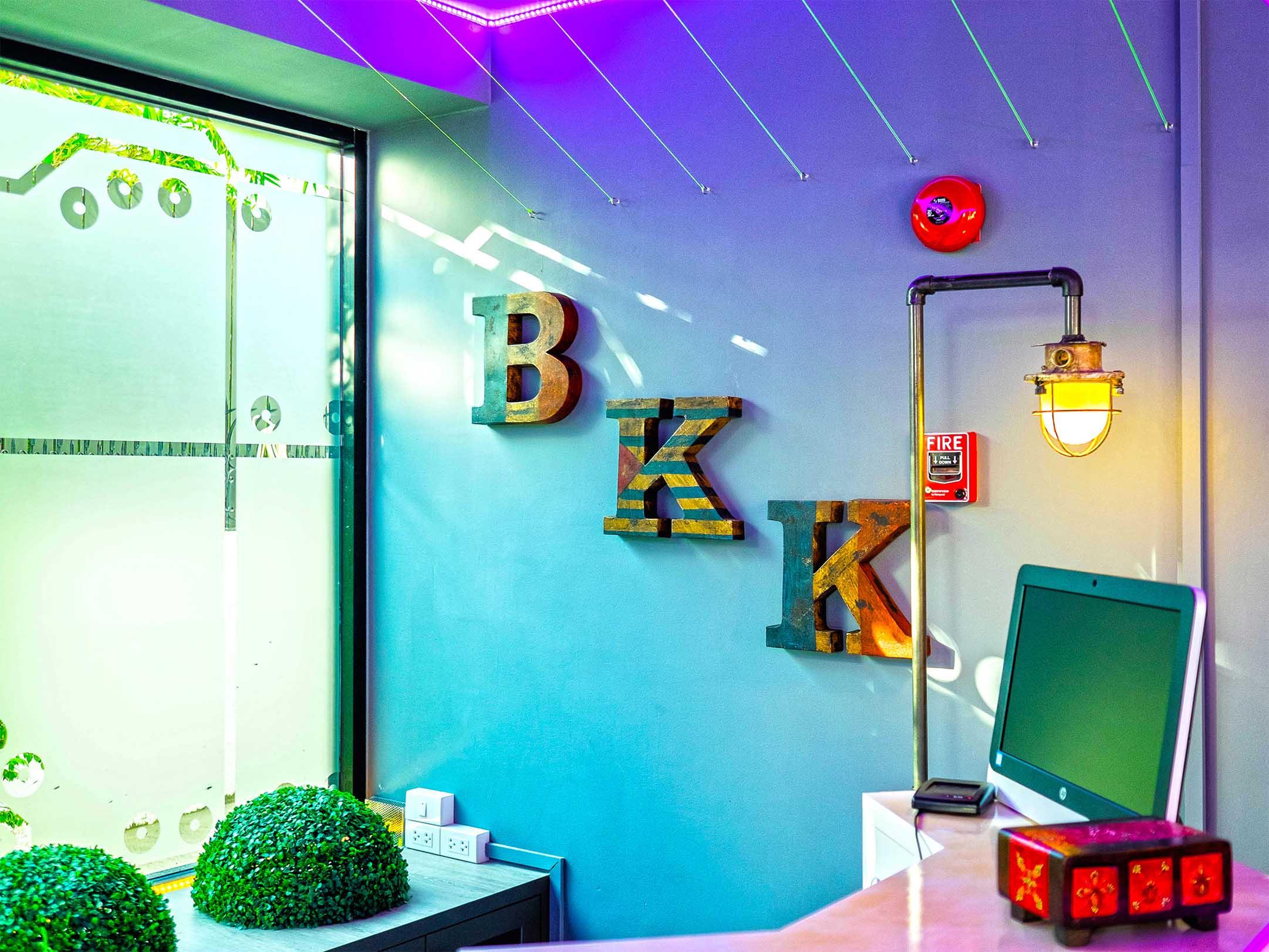 Hotel Amaze Bangkok, Prakanong