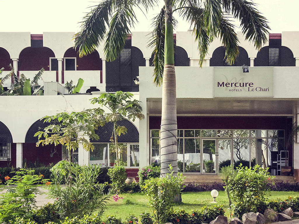 Mercure N Djamena Le Chari, N'Djamena