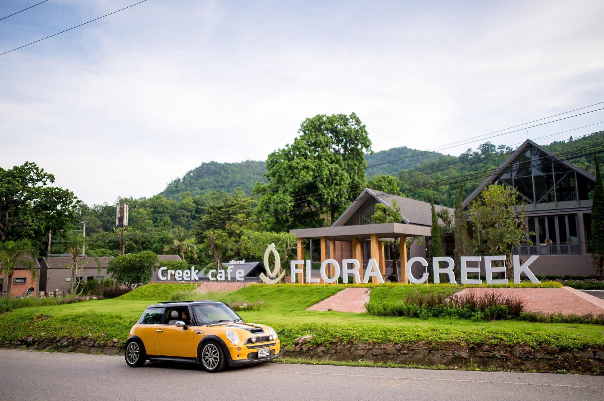 Flora Creek Chiang Mai, Hang Dong