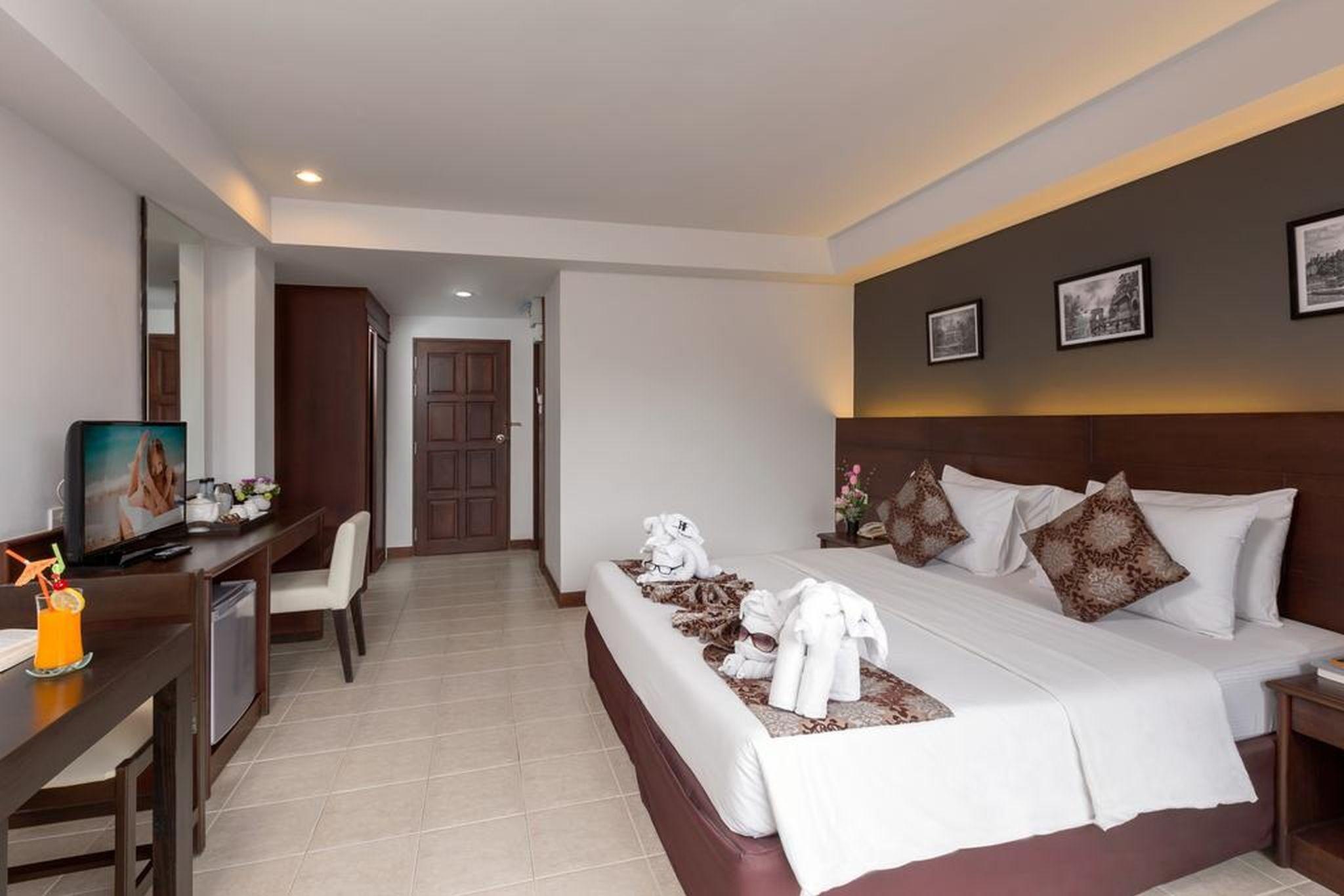 The Holiday Resort Pattaya, Pattaya