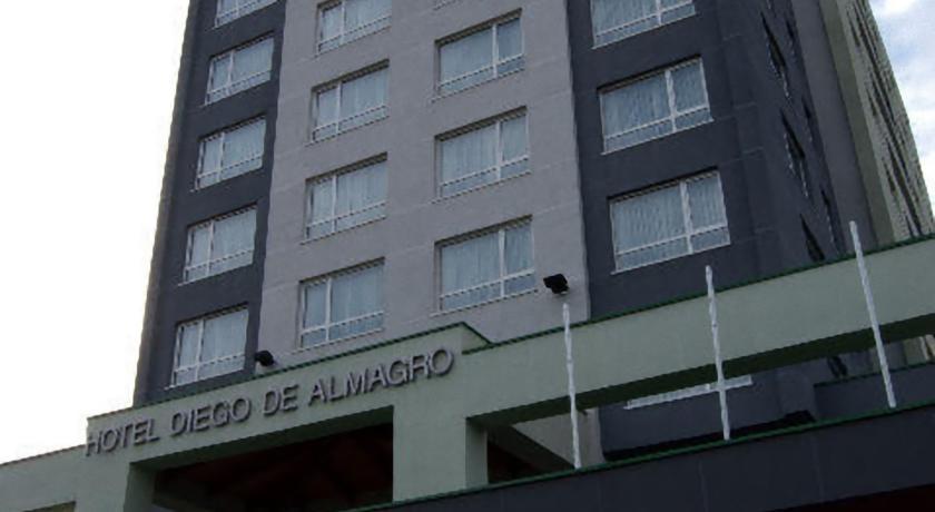 Hotel Diego de Almagro Temuco, Cautín