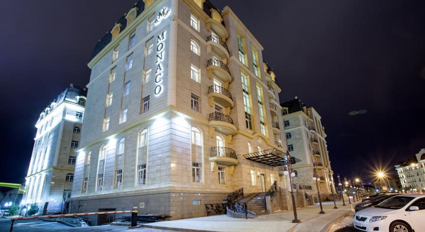 Monaco Hotel Astana, Tselinogradskiy