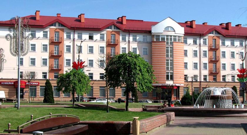 Neman Hotel, Hrodna
