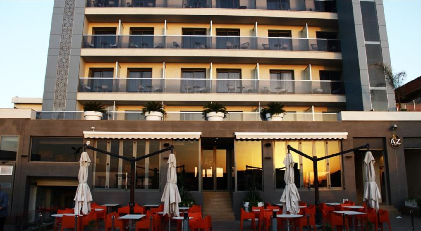 AZ Hotel Vague d'Or, Staoueli