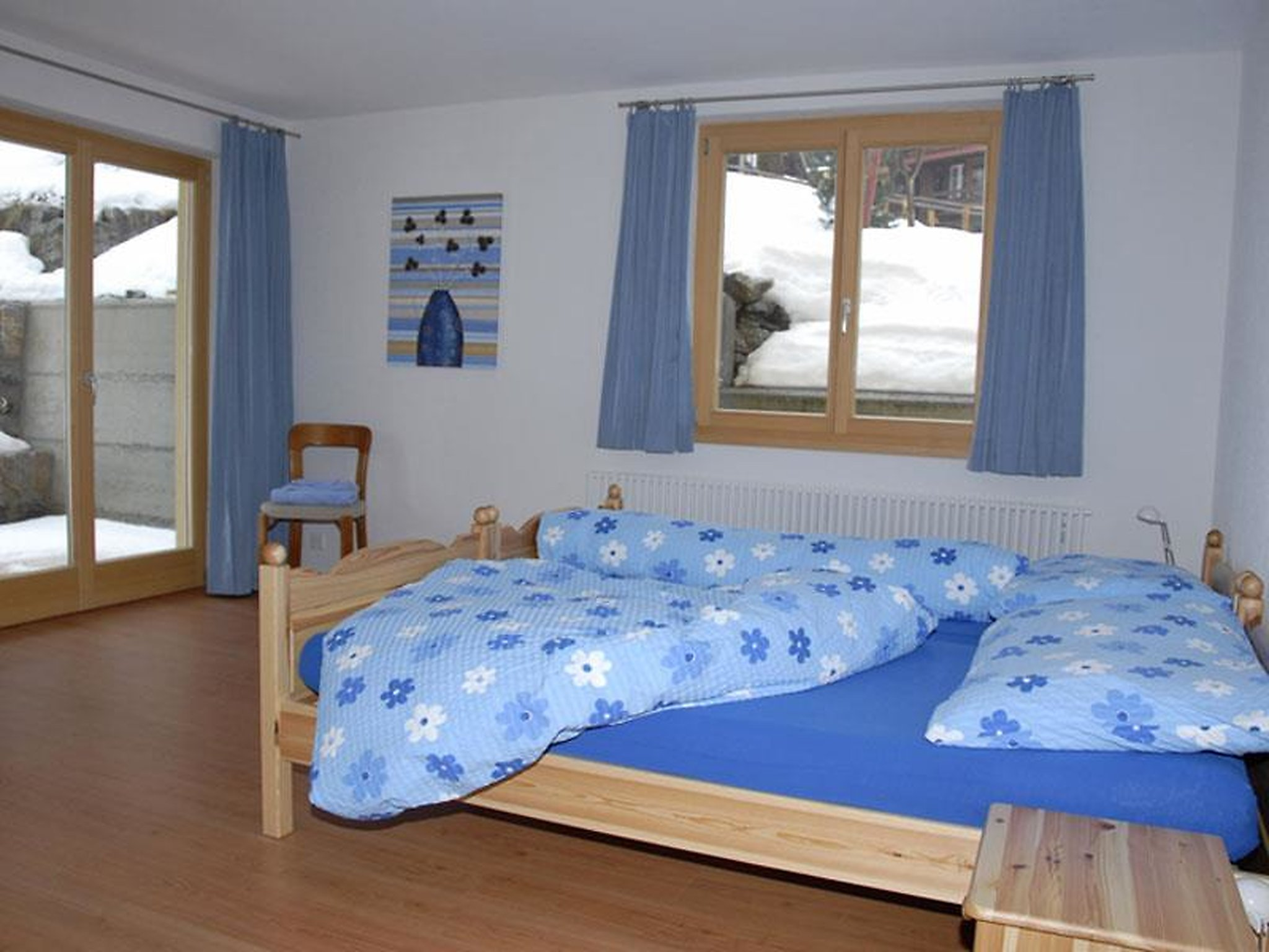 Alte Bäckerei - Three Bedroom, Interlaken