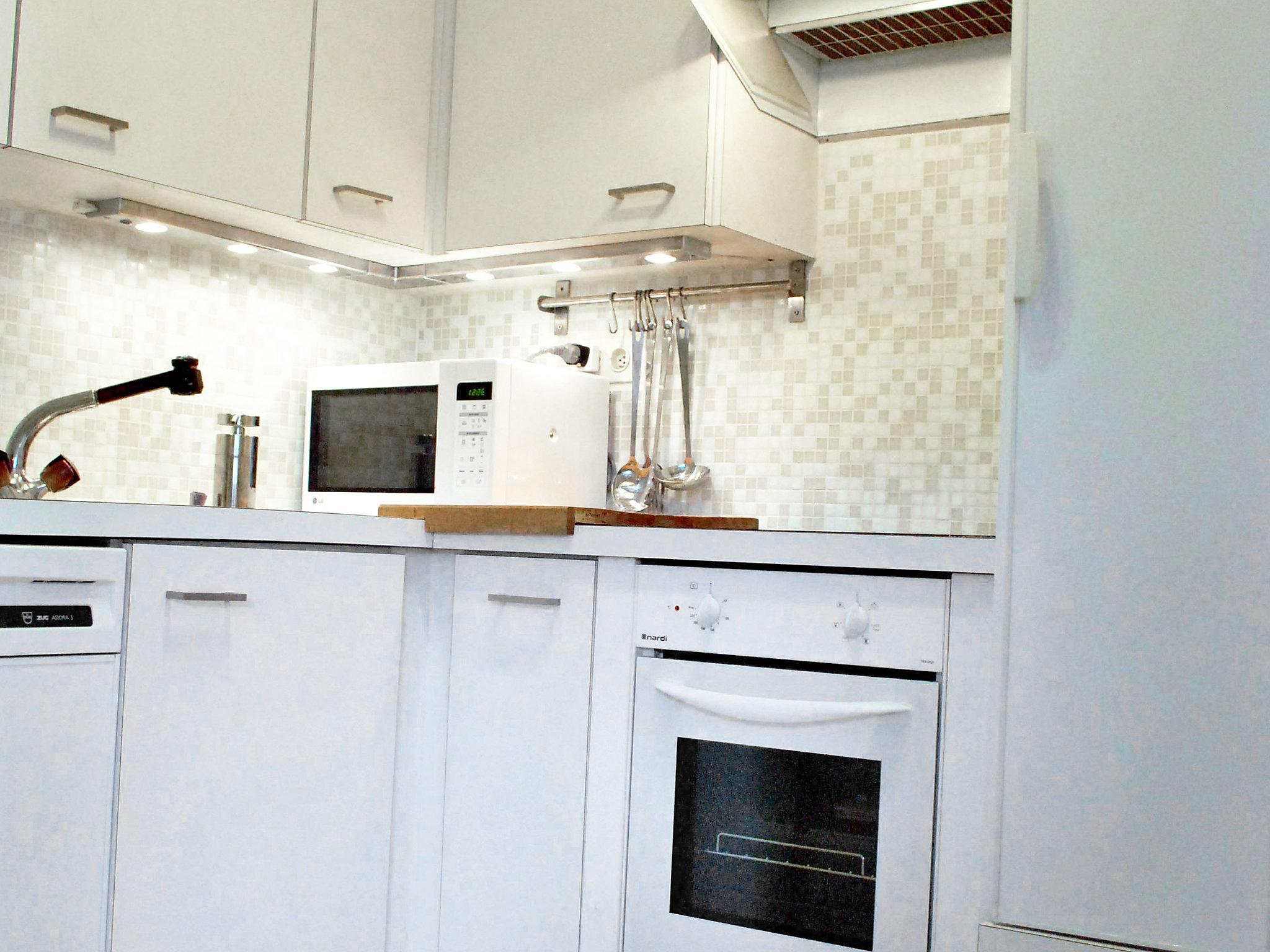 Residenz Bernasconi D48 - Two Bedroom, Maloja