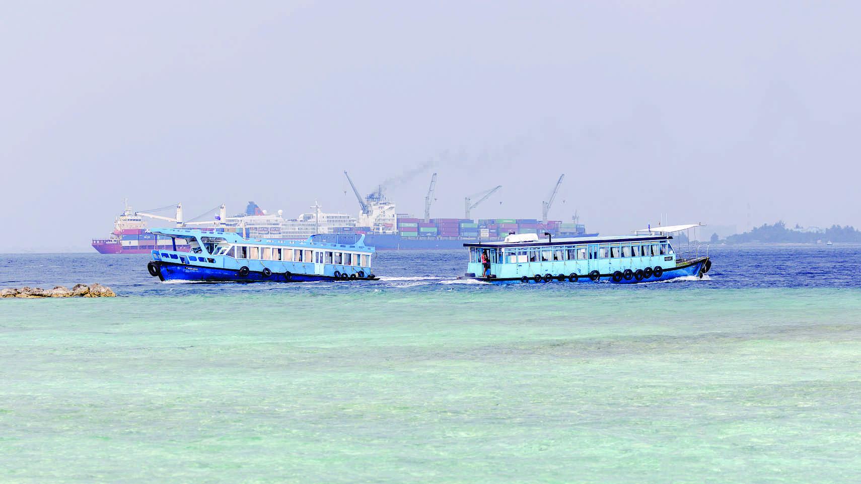 The Vinorva Maldives, Malé