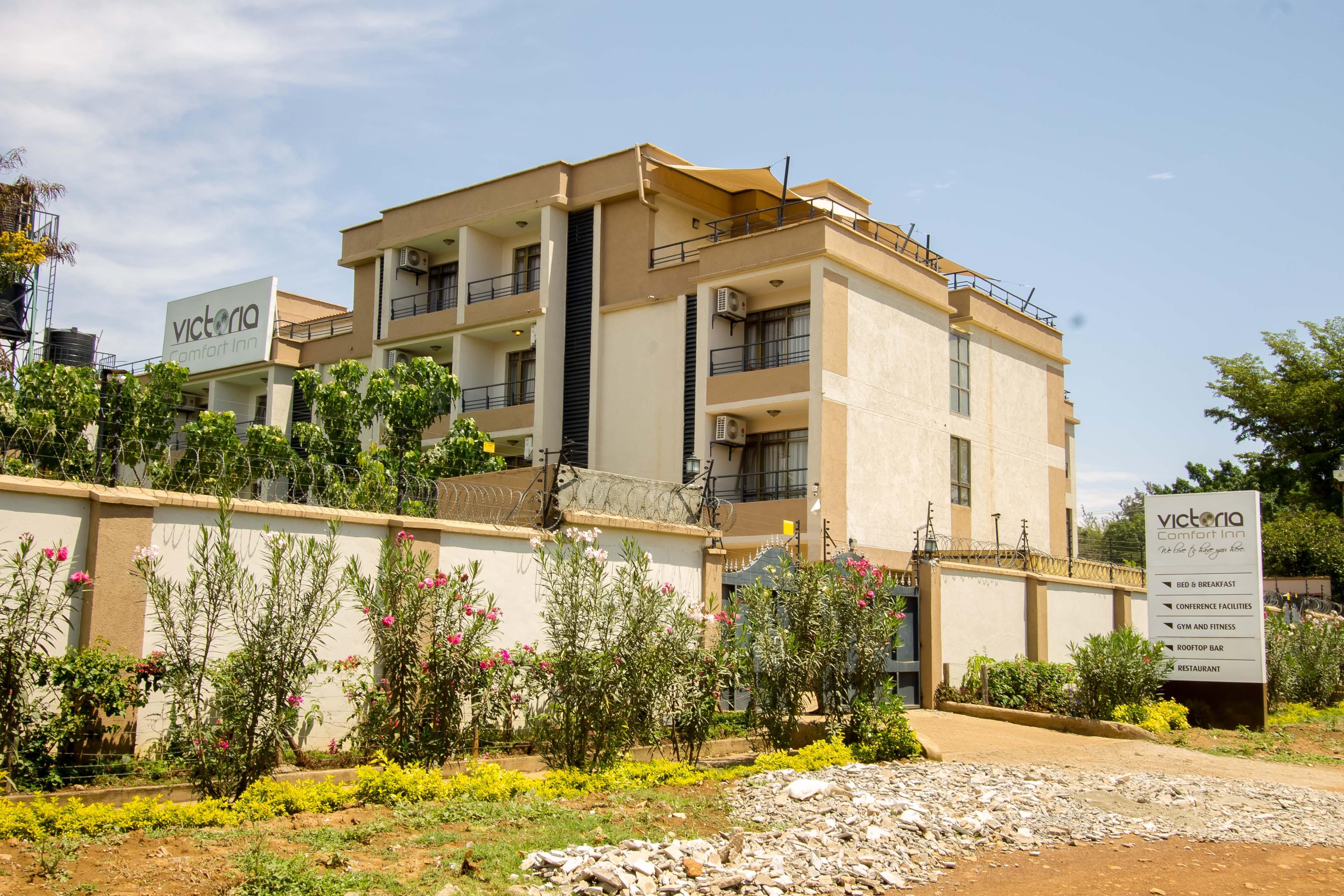 Victoria Comfort Inn, Kisumu Central