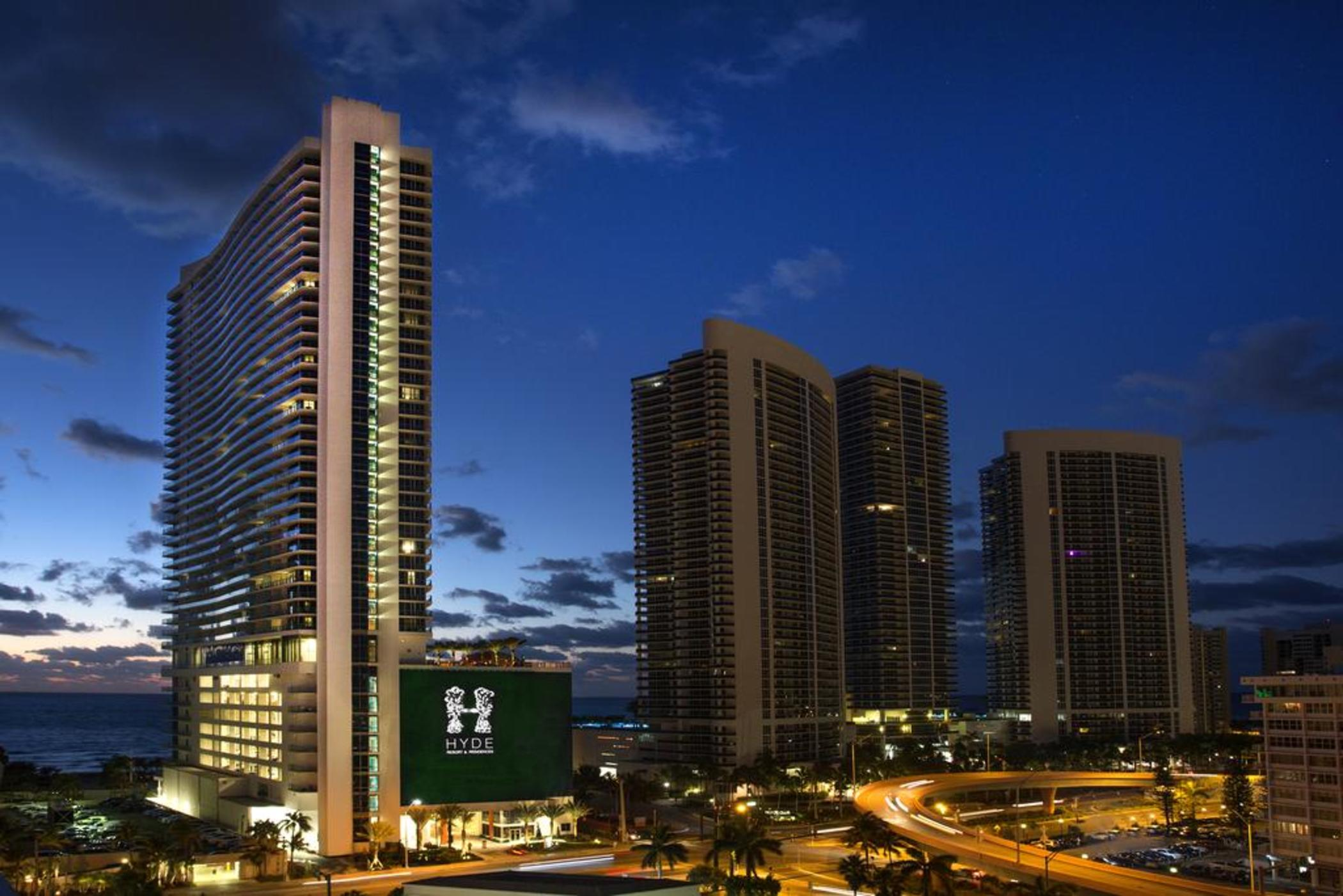 Hyde Resort And Residences Hollywood Florida, Broward