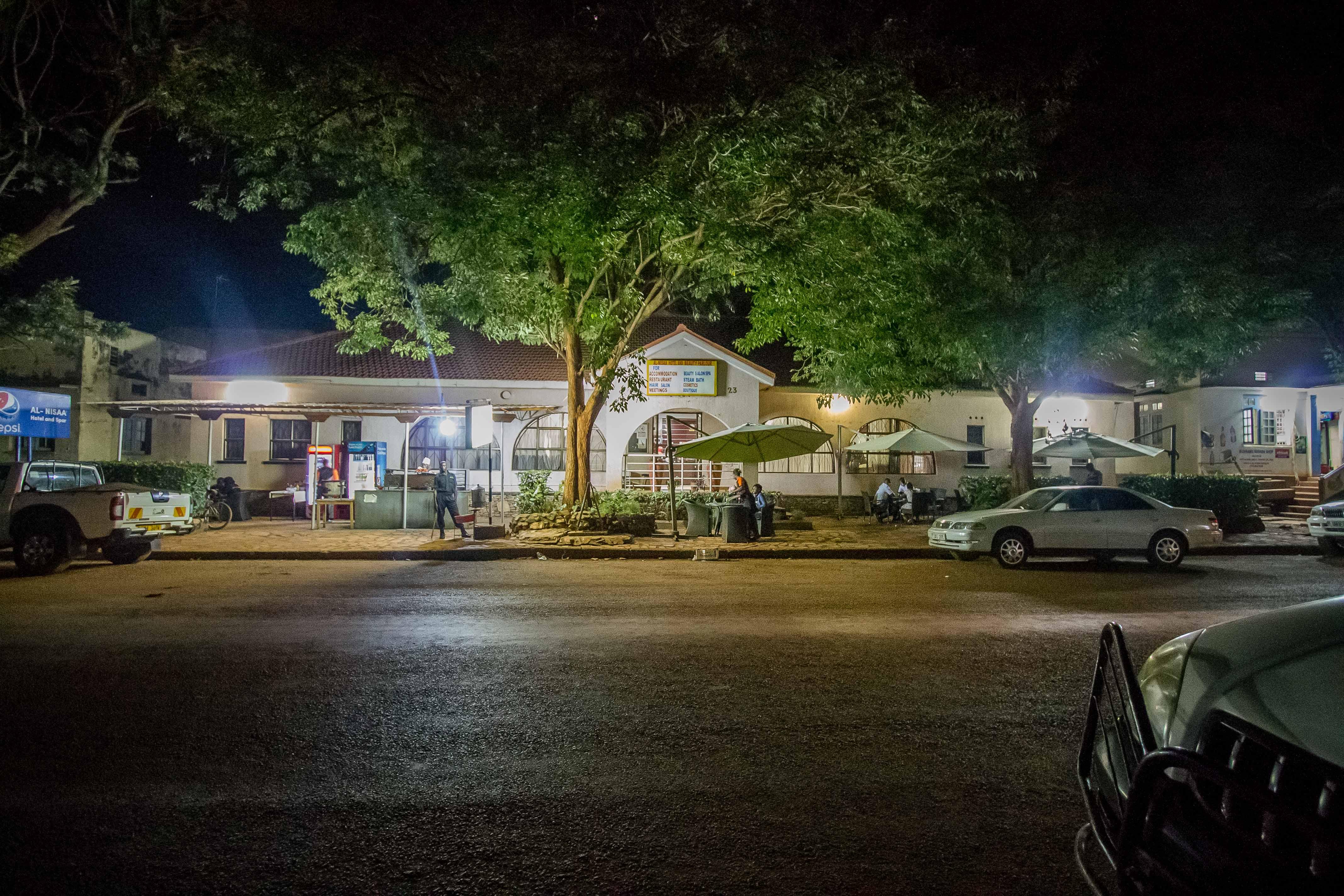 Al Nisaa Hotel and Spa, Jinja