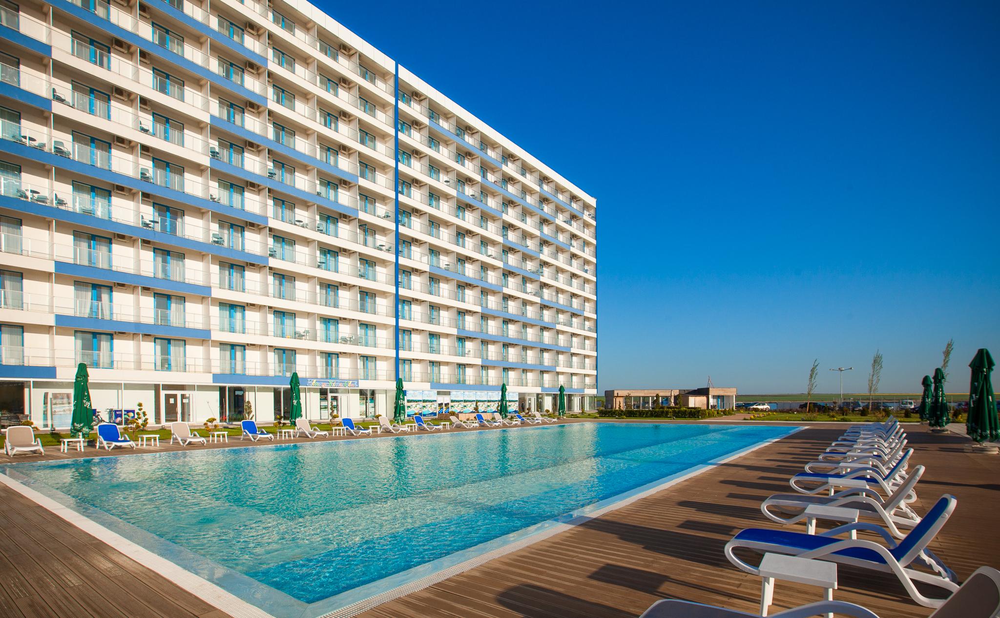 Blaxy Premium Resort Olimp, 23 August