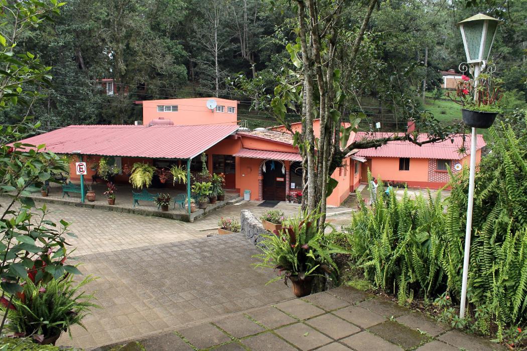 Ashram, Xico