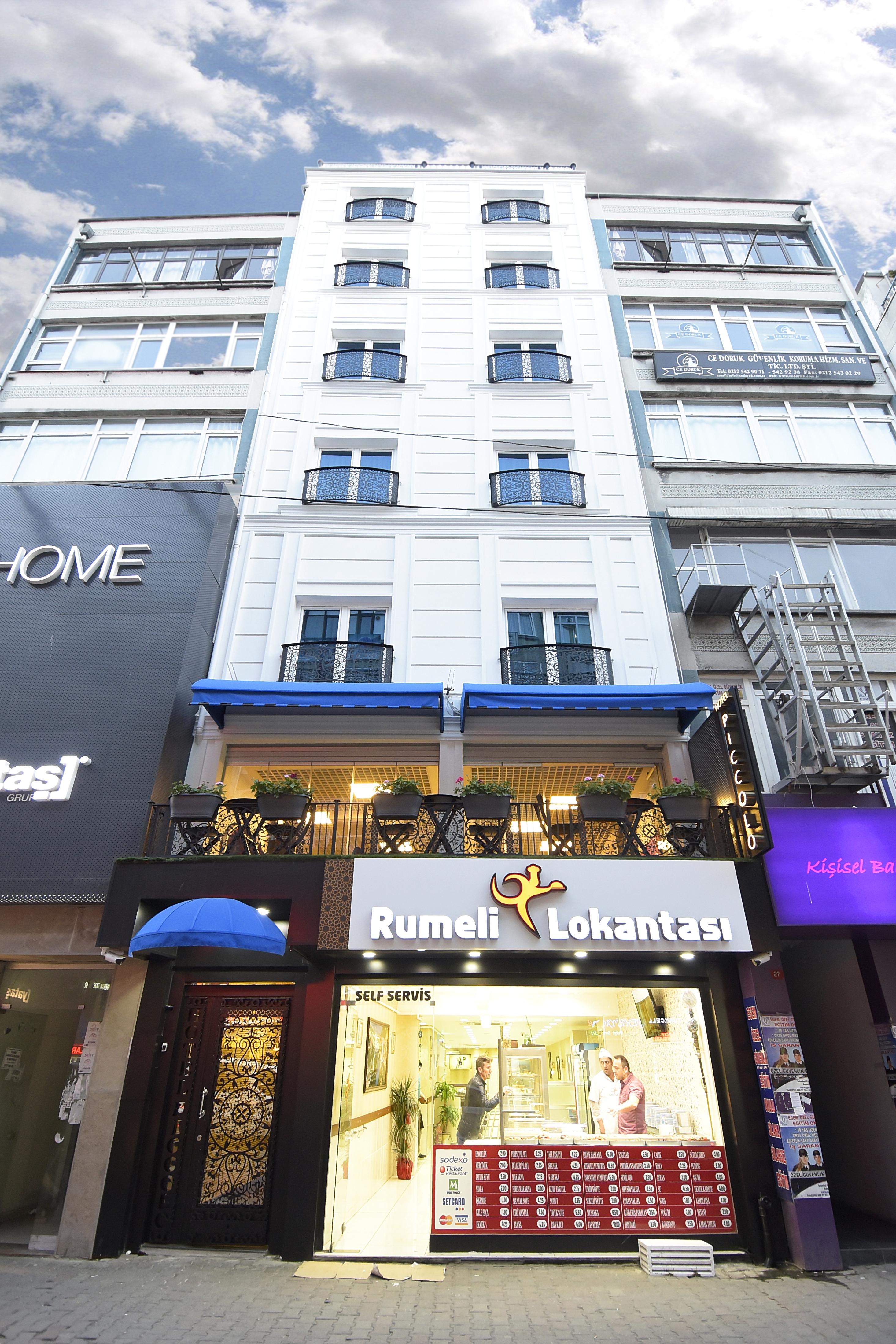 Piccolo Hotel Istambul, Bakırköy
