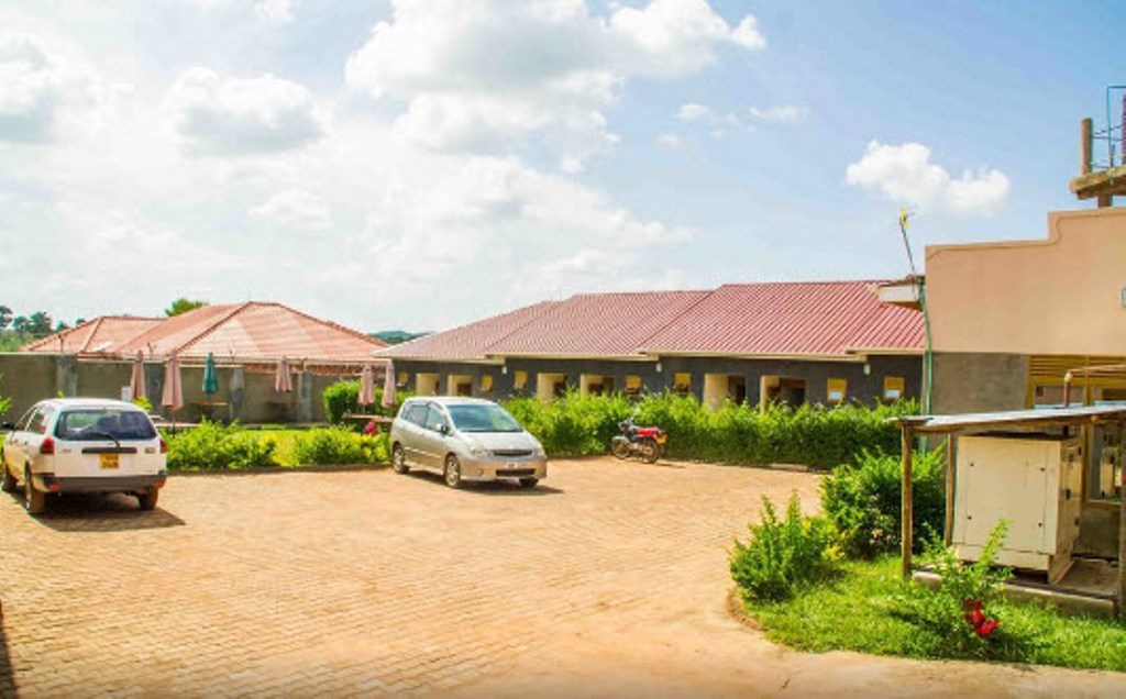 Airfield View Motel, Gulu