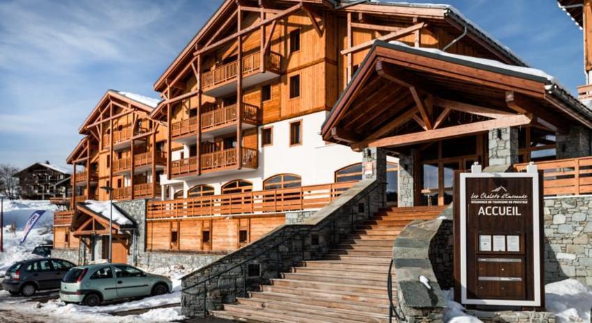 Lagrange Vacances Les Chalets d'Emeraude, Savoie