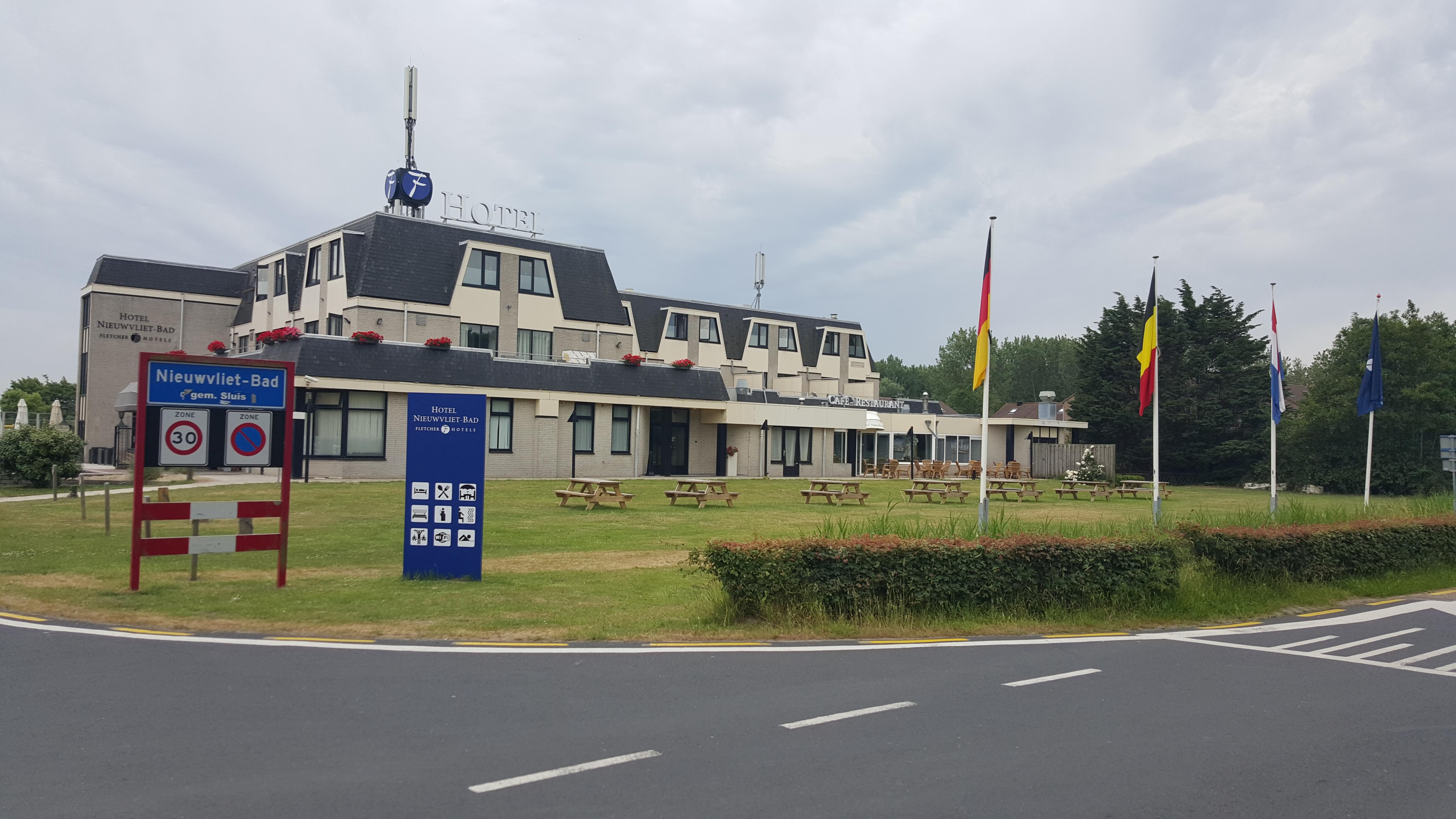 Fletcher Hotel-Restaurant Nieuwvliet Bad, Sluis