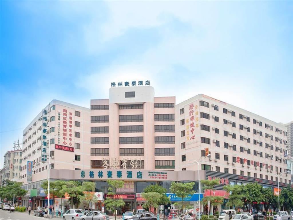 GreenTree Inn Guangdong Zhuhai Hongqi Guangan Roa, Zhuhai