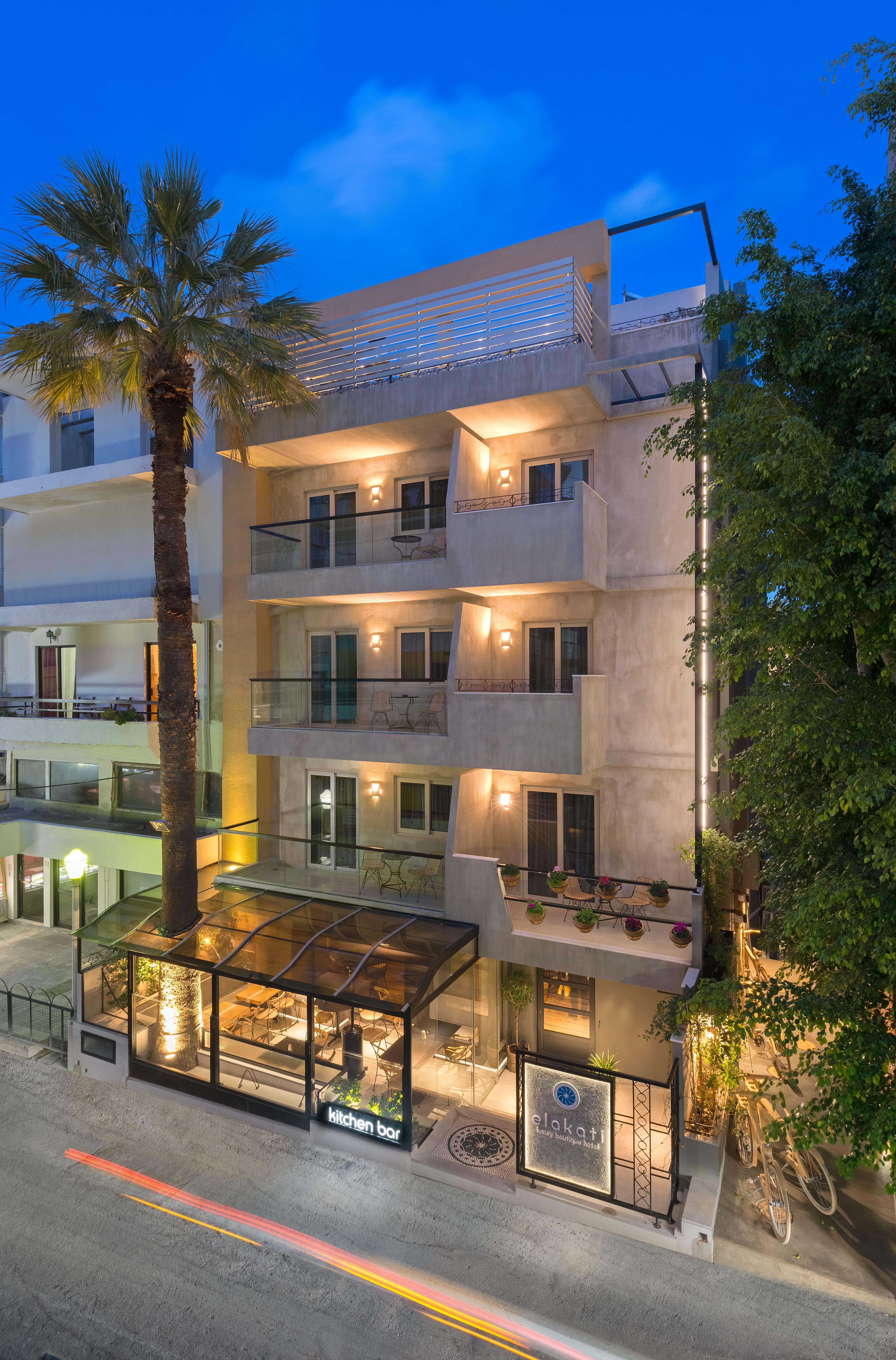 Elakati Luxury Boutique Hotel, South Aegean
