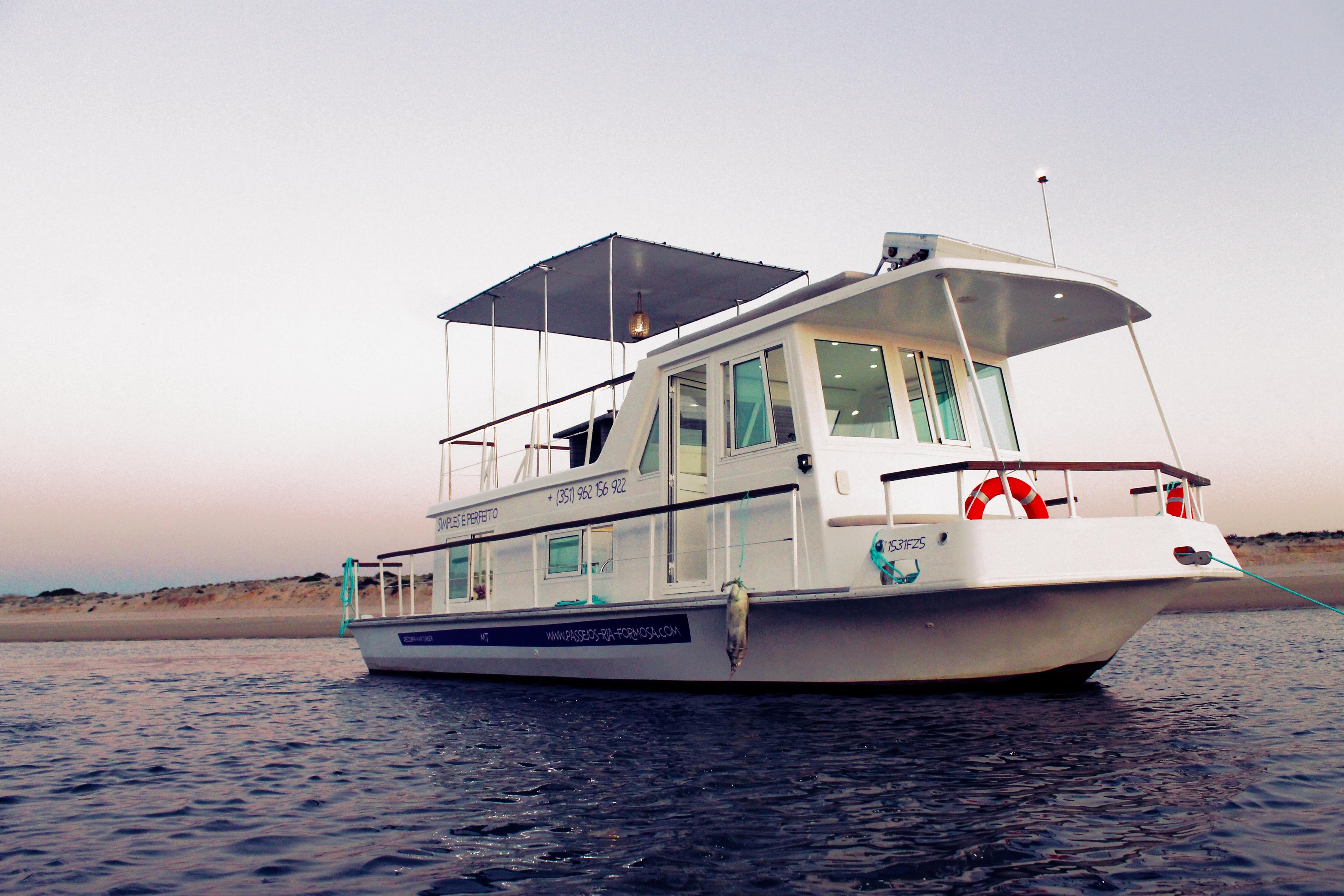 Ilha da Culatra House-Boat, Olhão