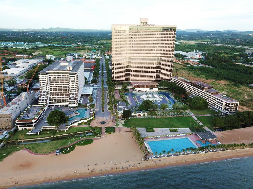 Ambassador City Jomtien Pattaya (Marina Tower Wing), Sattahip