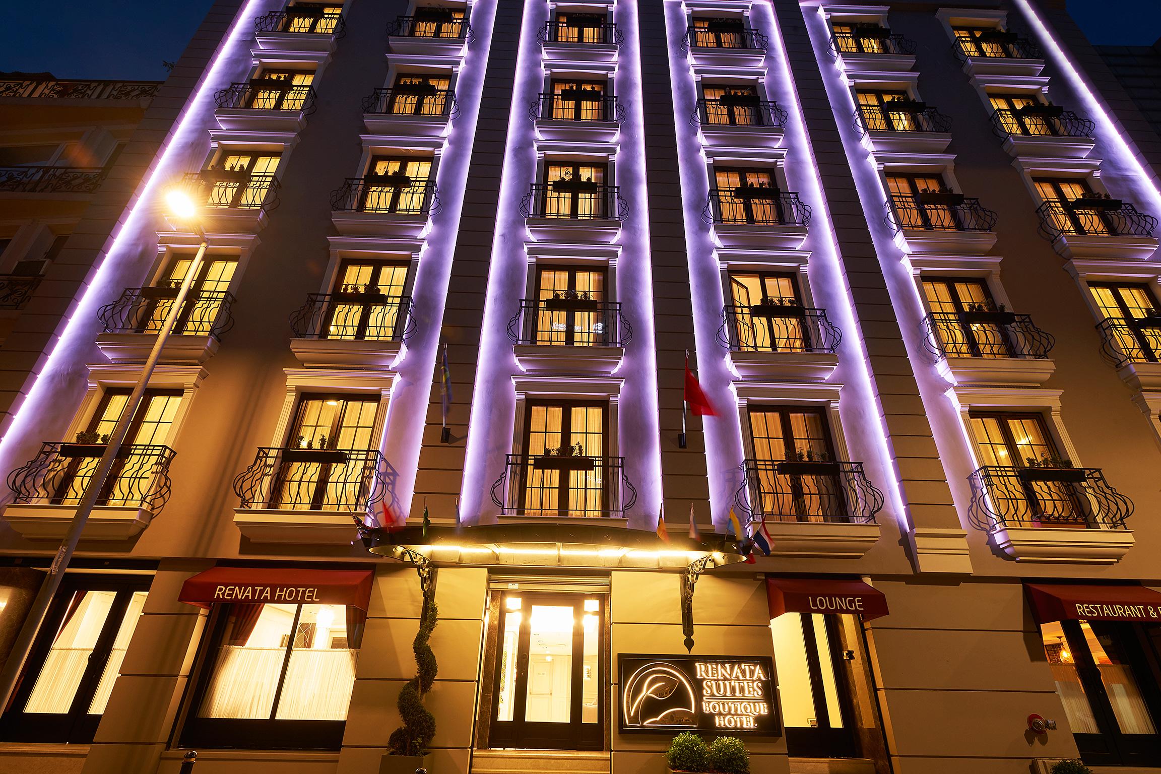 Renata Boutique Hotel, Şişli