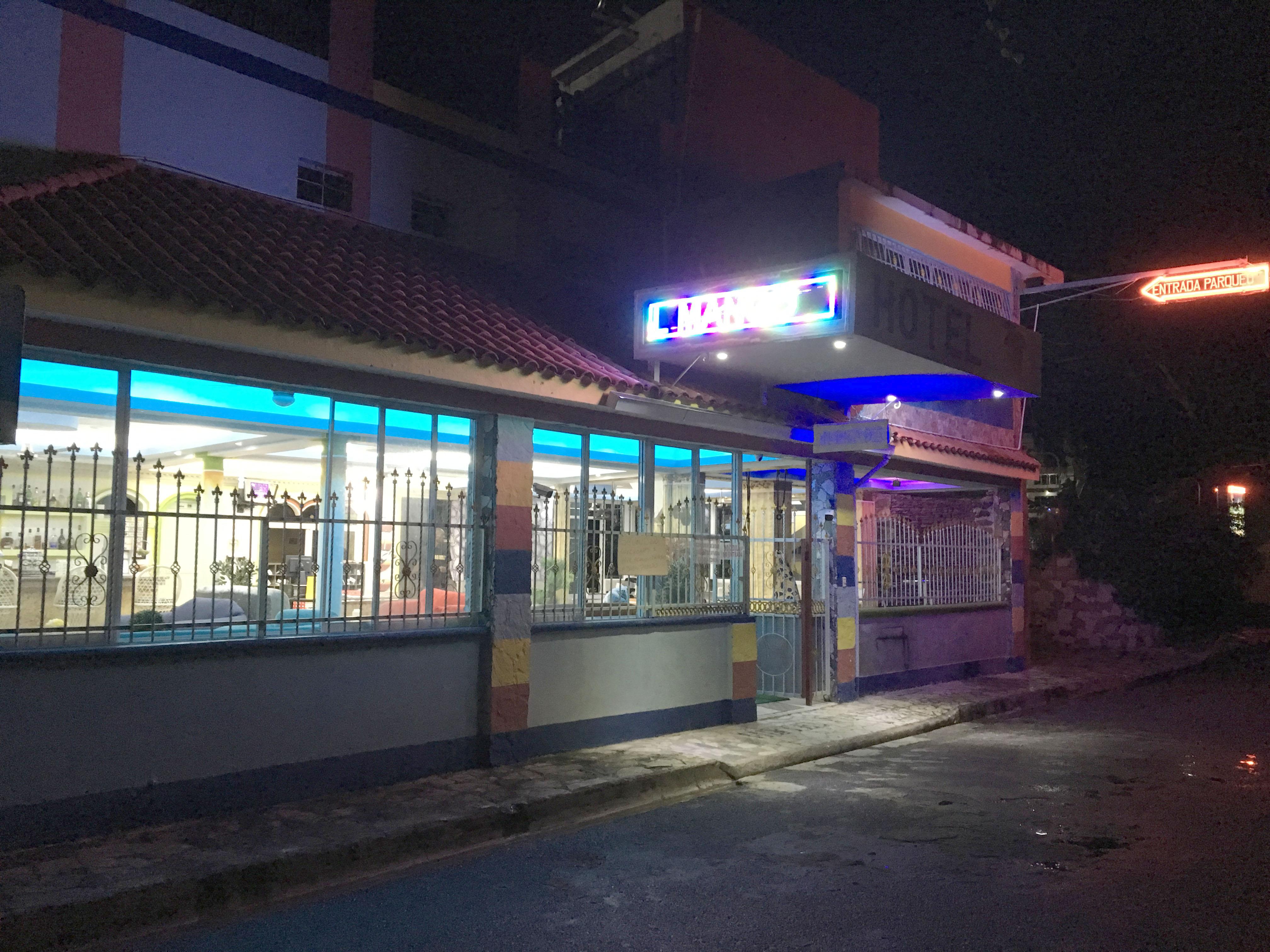 Mango, Boca Chica