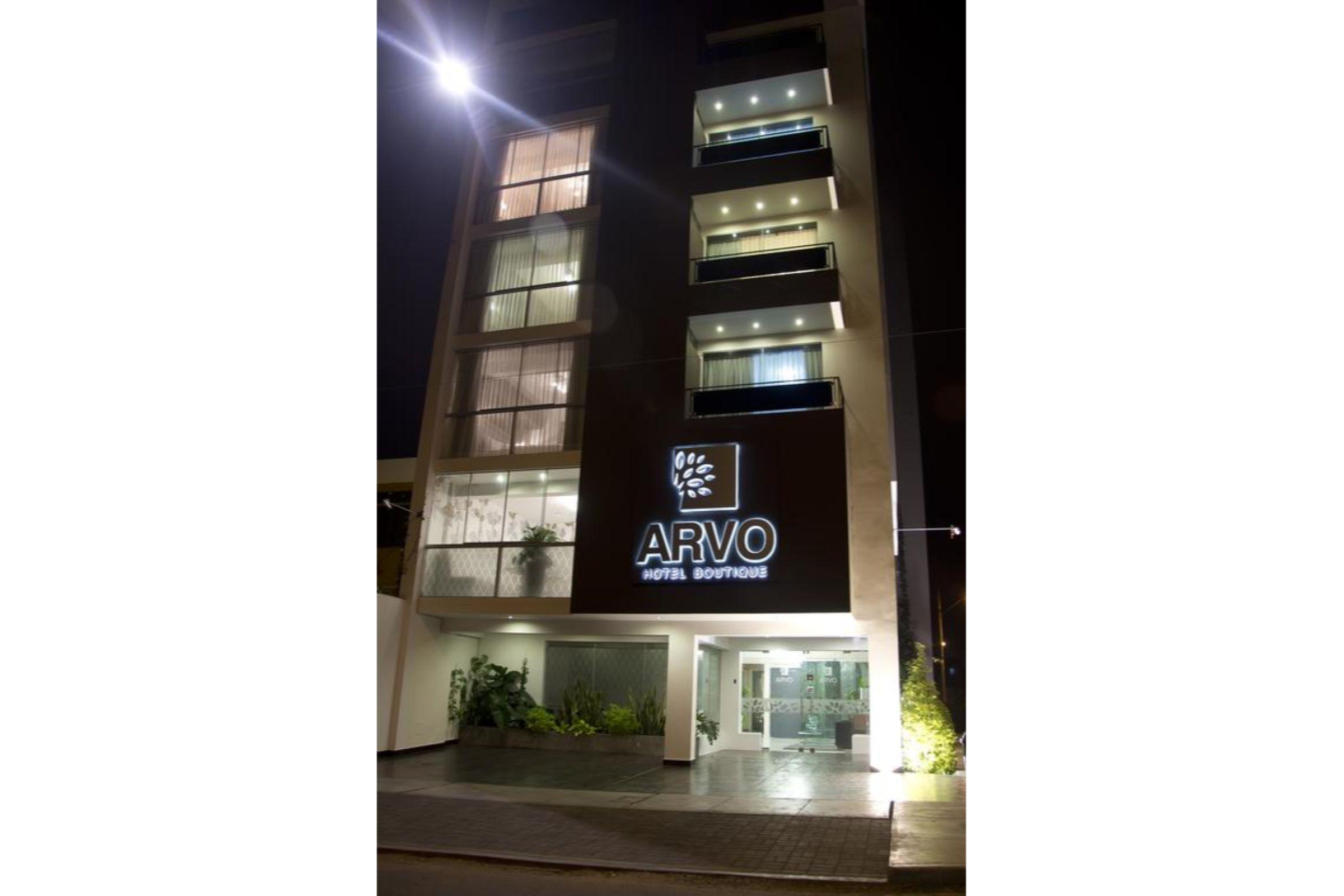 Arvo Hotel Boutique, Trujillo