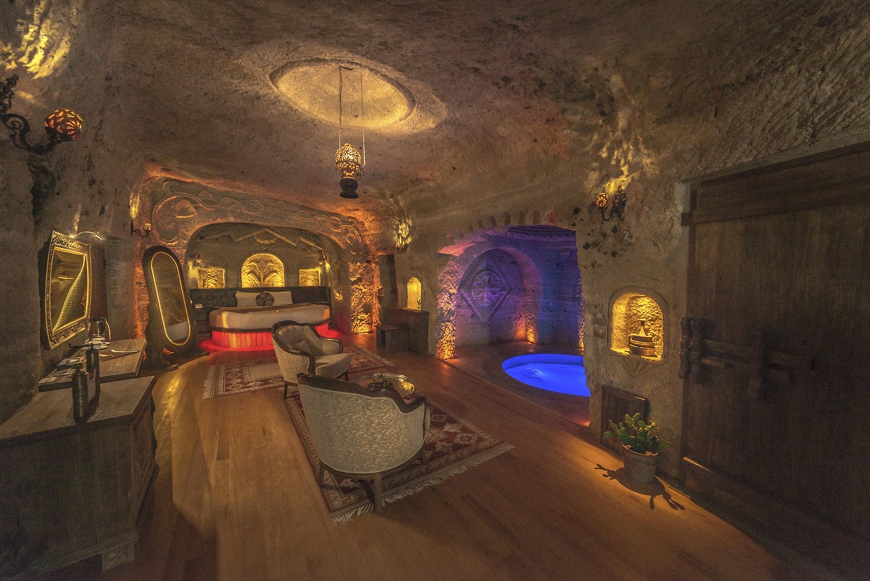 Kapadokya Hill Hotel Spa (+12), Merkez