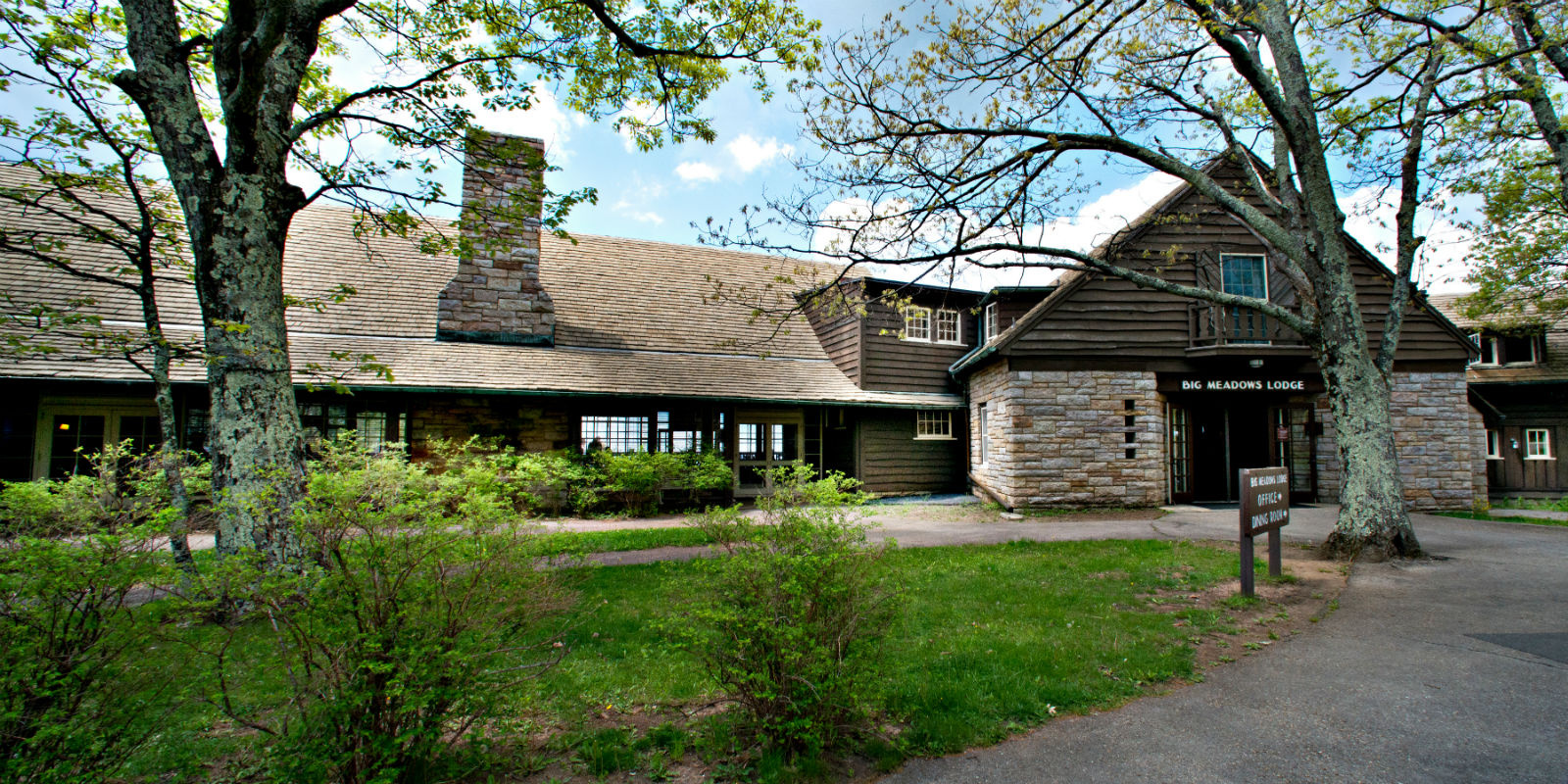 Big Meadows Lodge Shenandoah National Park, Page