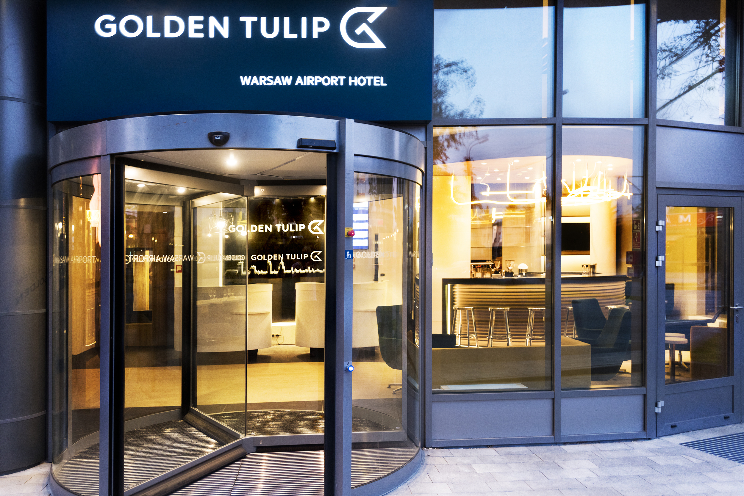 Golden Tulip Warsaw Airport