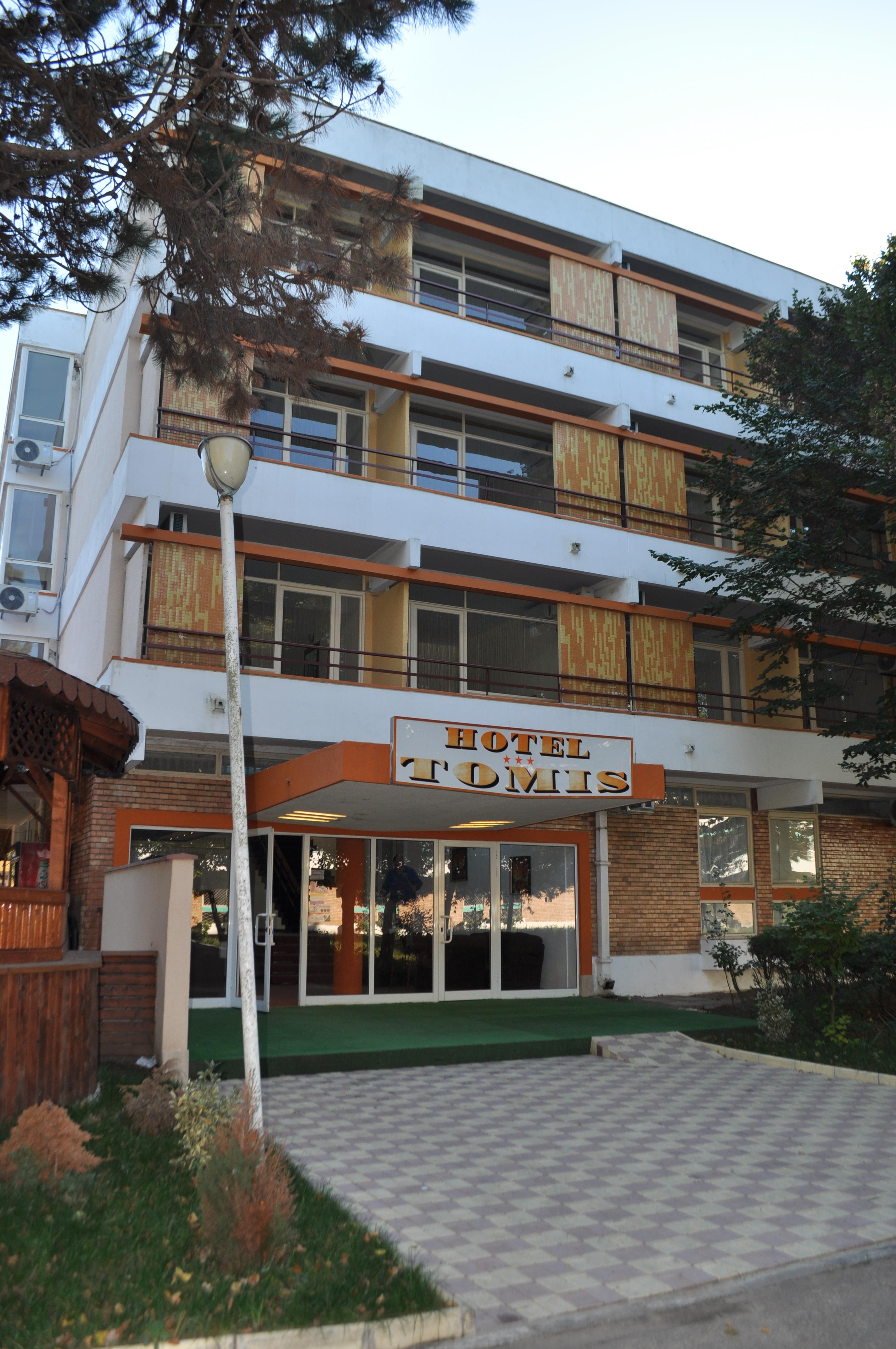Tomis Hotel Neptun, Mangalia
