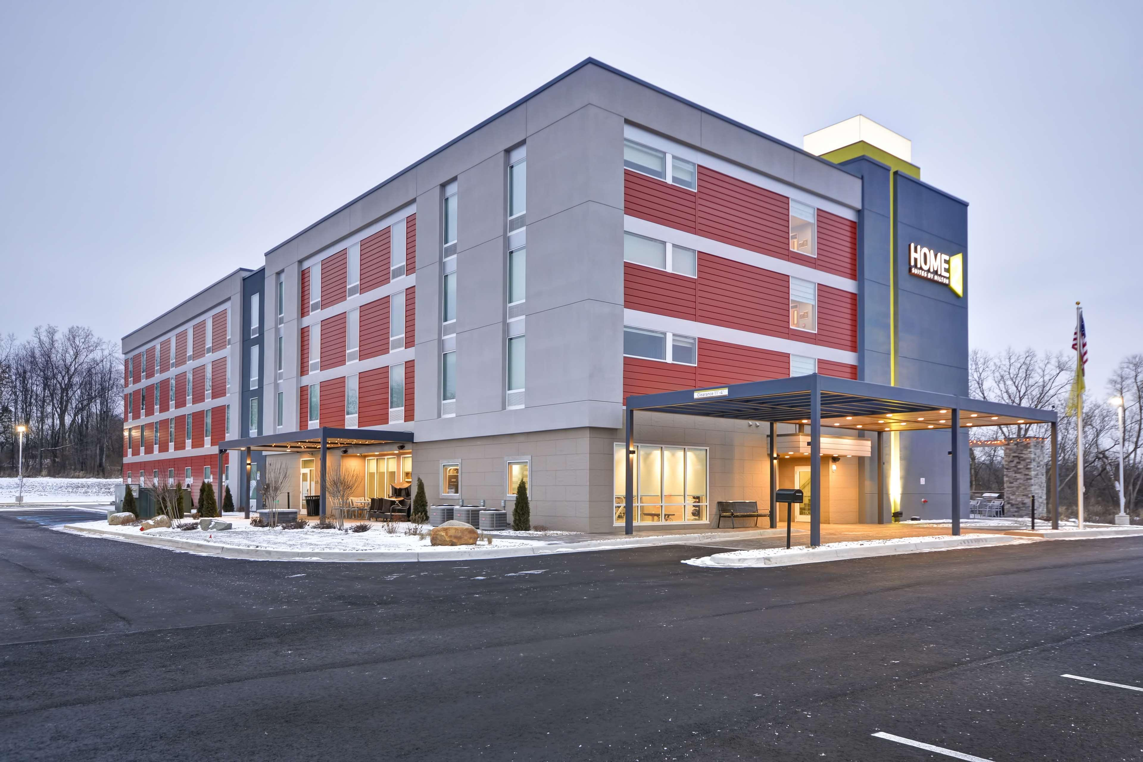 Home2 Suites by Hilton Jackson MI, Jackson
