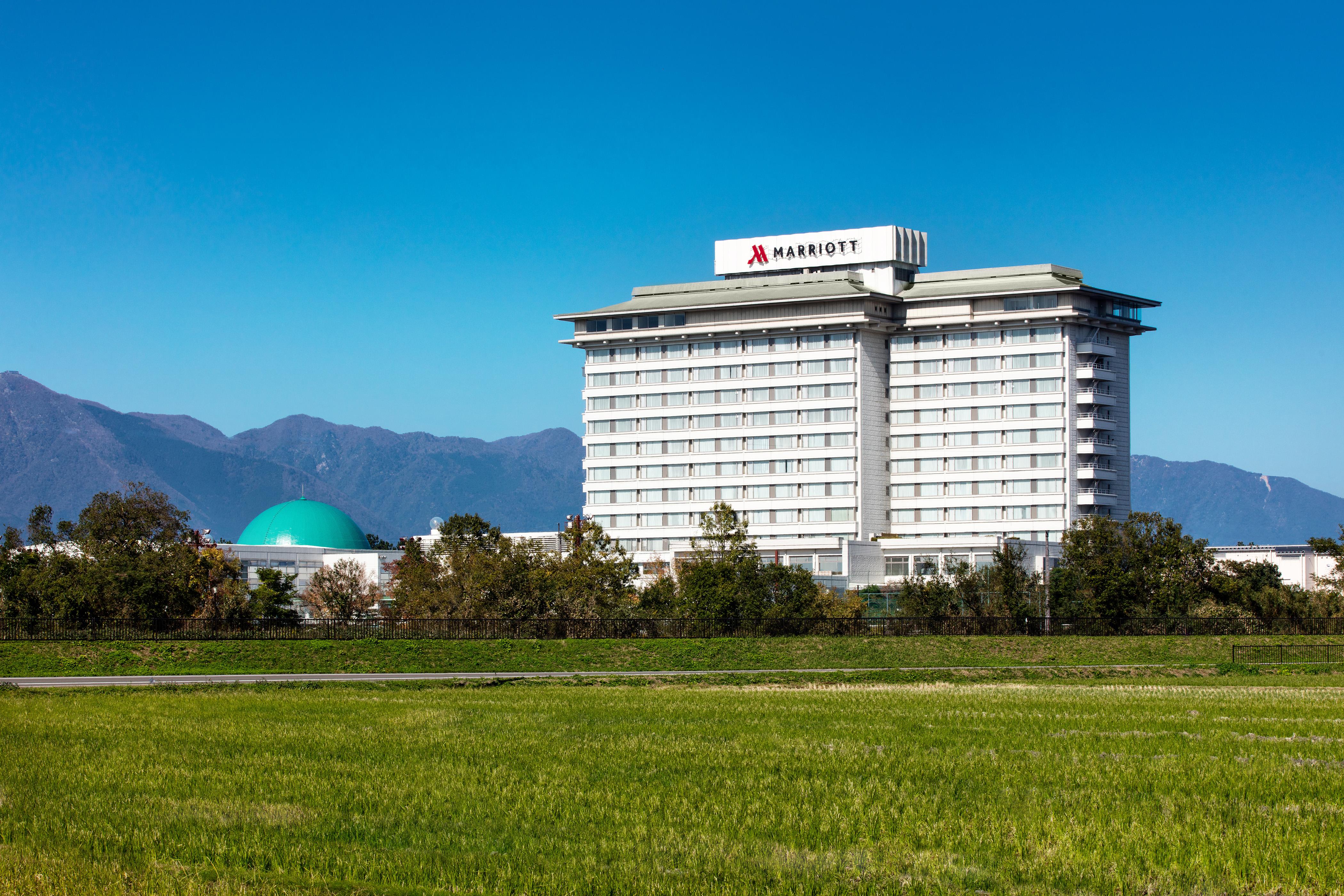 Lake Biwa Marriott Hotel, Kusatsu