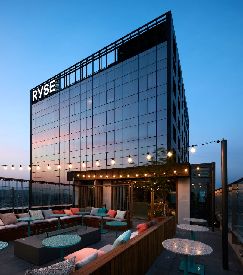 RYSE, Marriot Hotel, Autograph Collection, Seodaemun