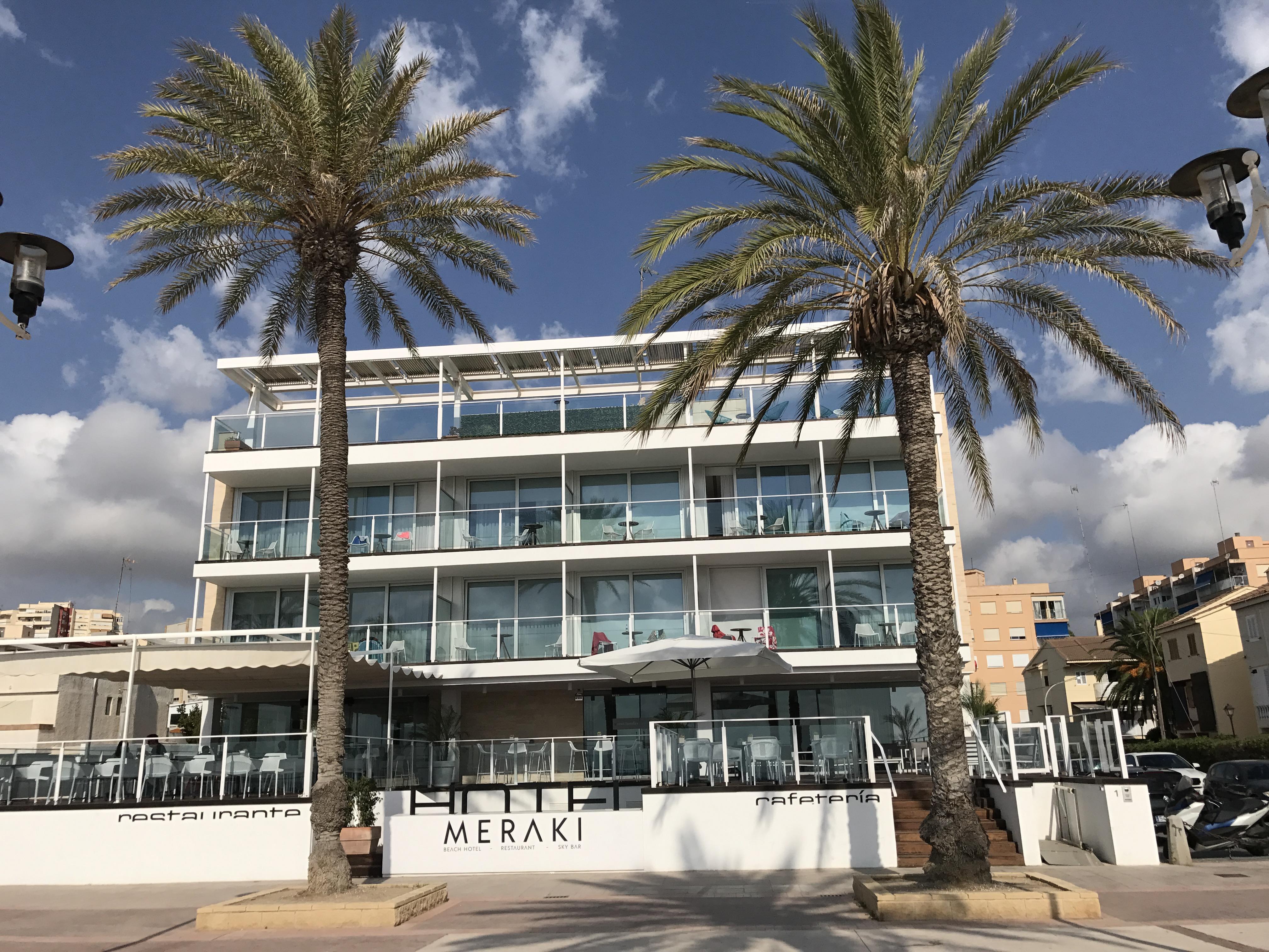 Meraki Beach Hotel, Valencia