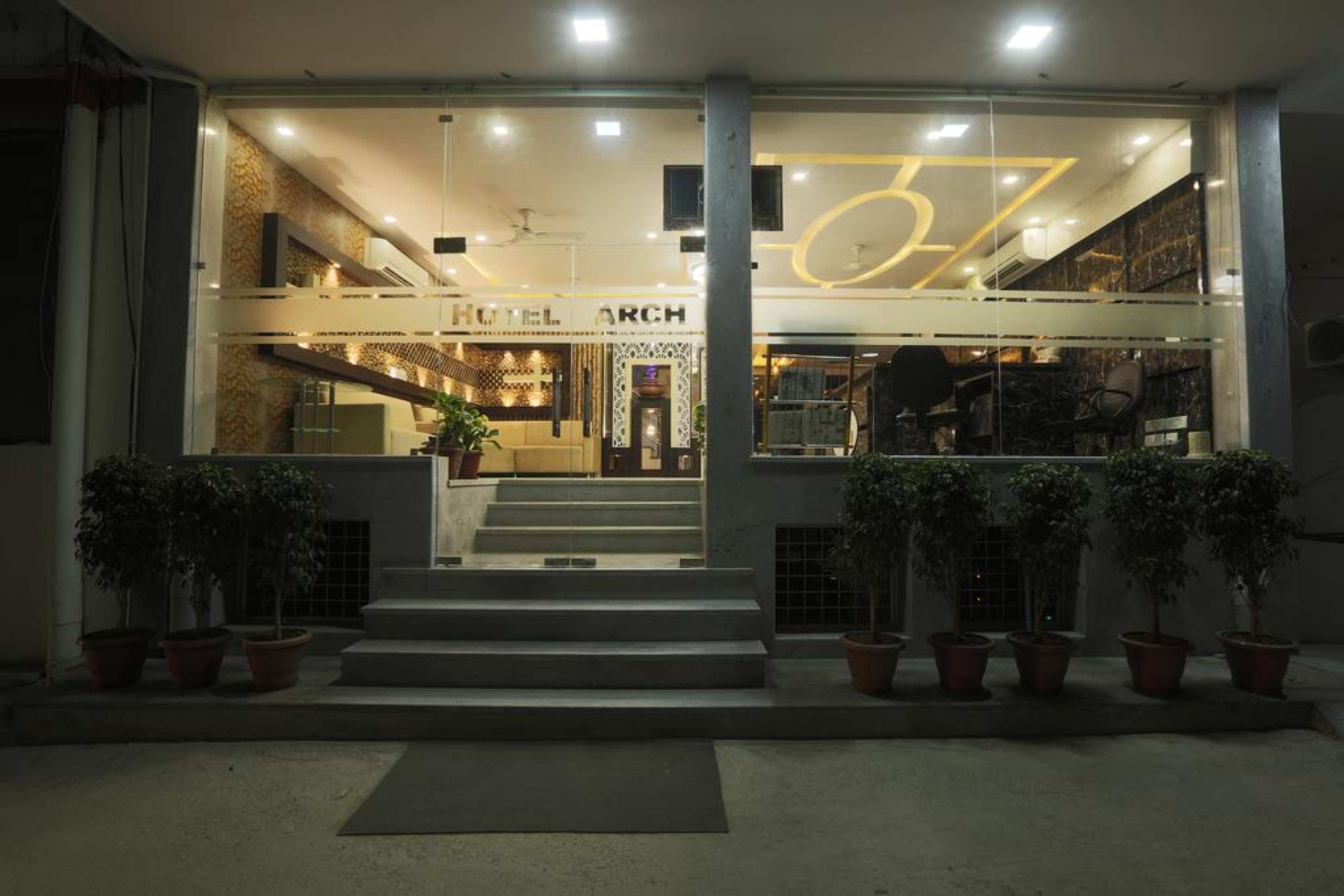 Airport Hotel Arch New Delhi, West