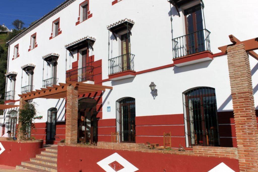 Hotel in Jubrique, Málaga 102461, Kiteto