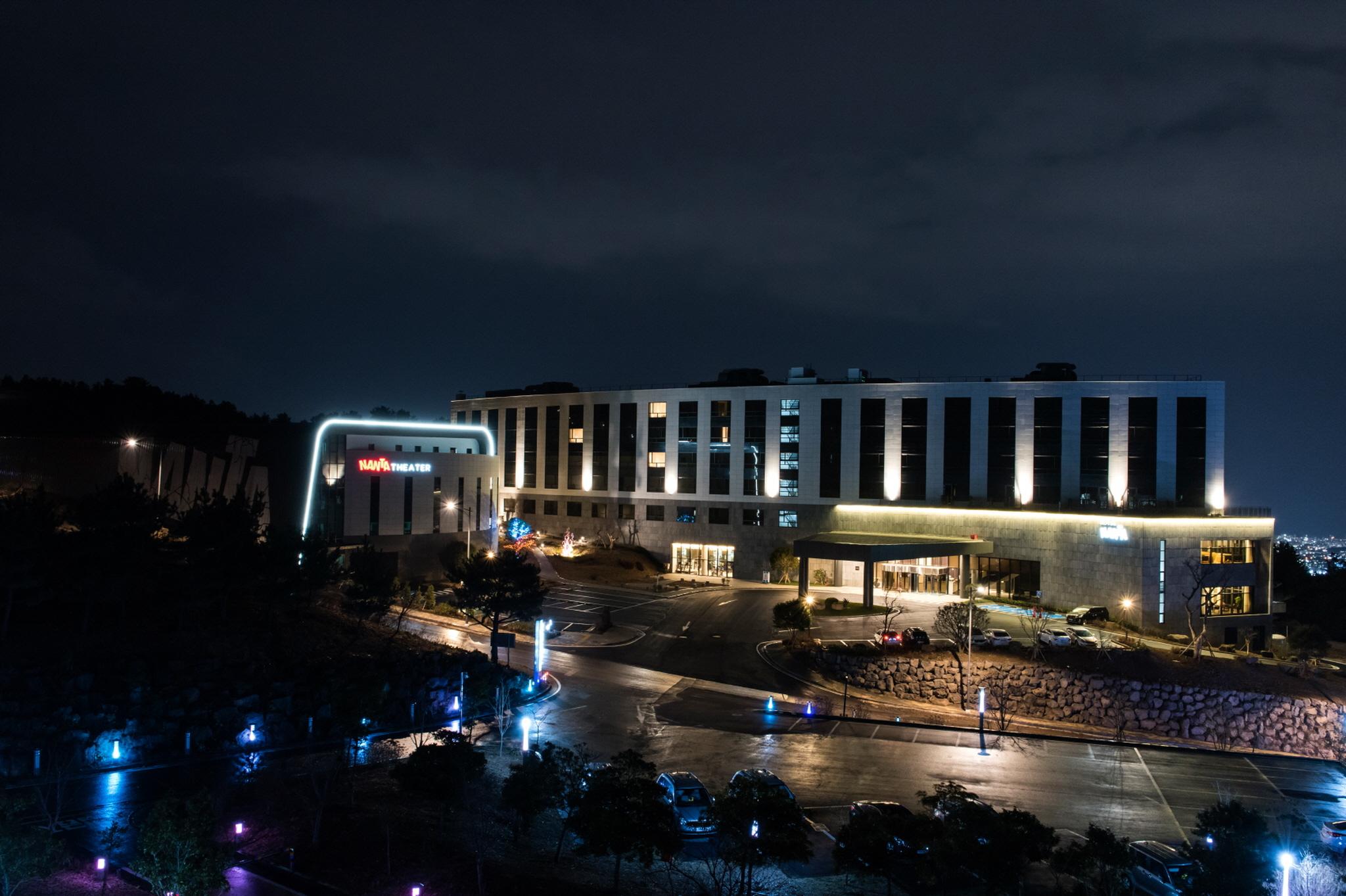 Hotel Nanta, Jeju