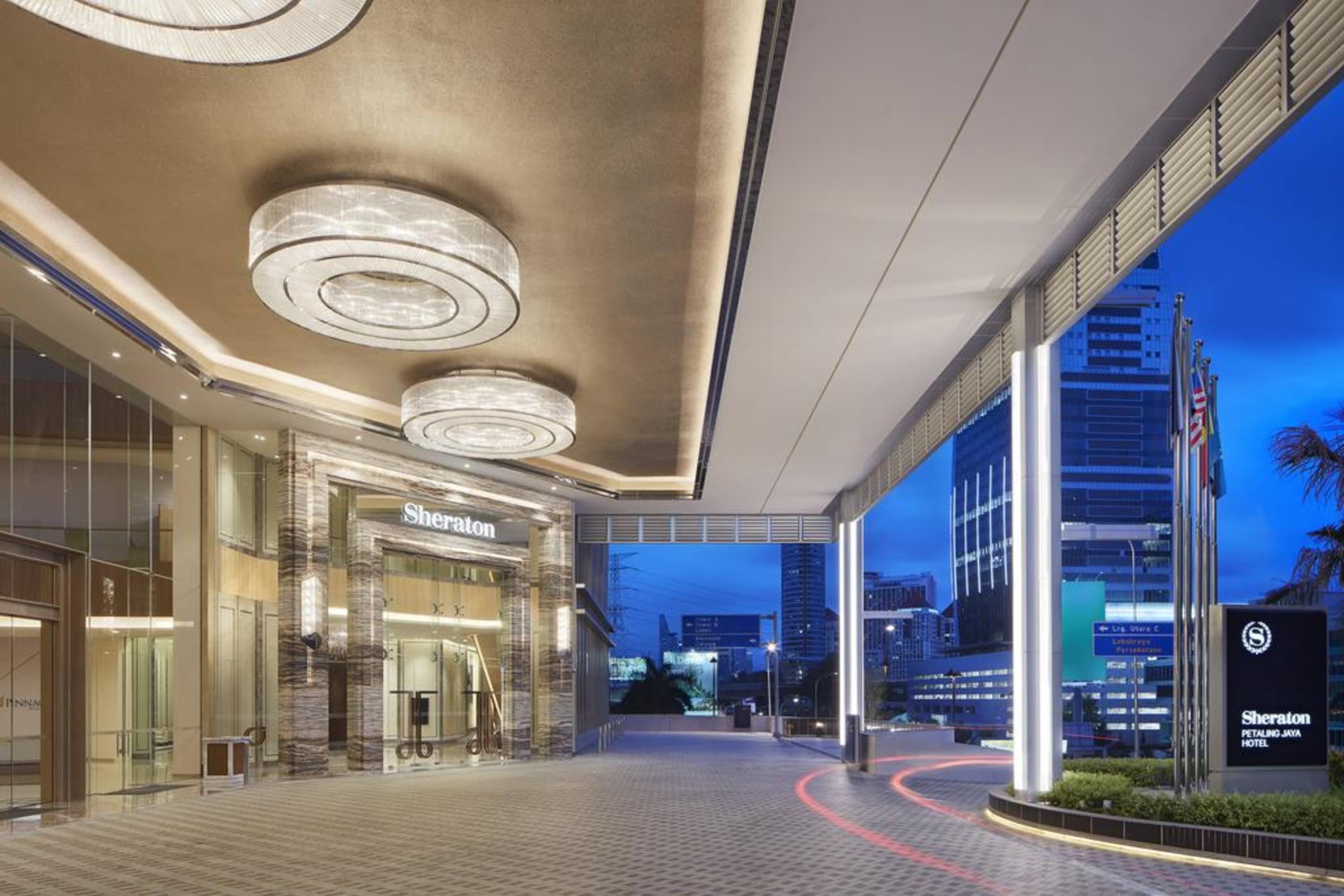 Sheraton Petaling Jaya Hotel, Kuala Lumpur