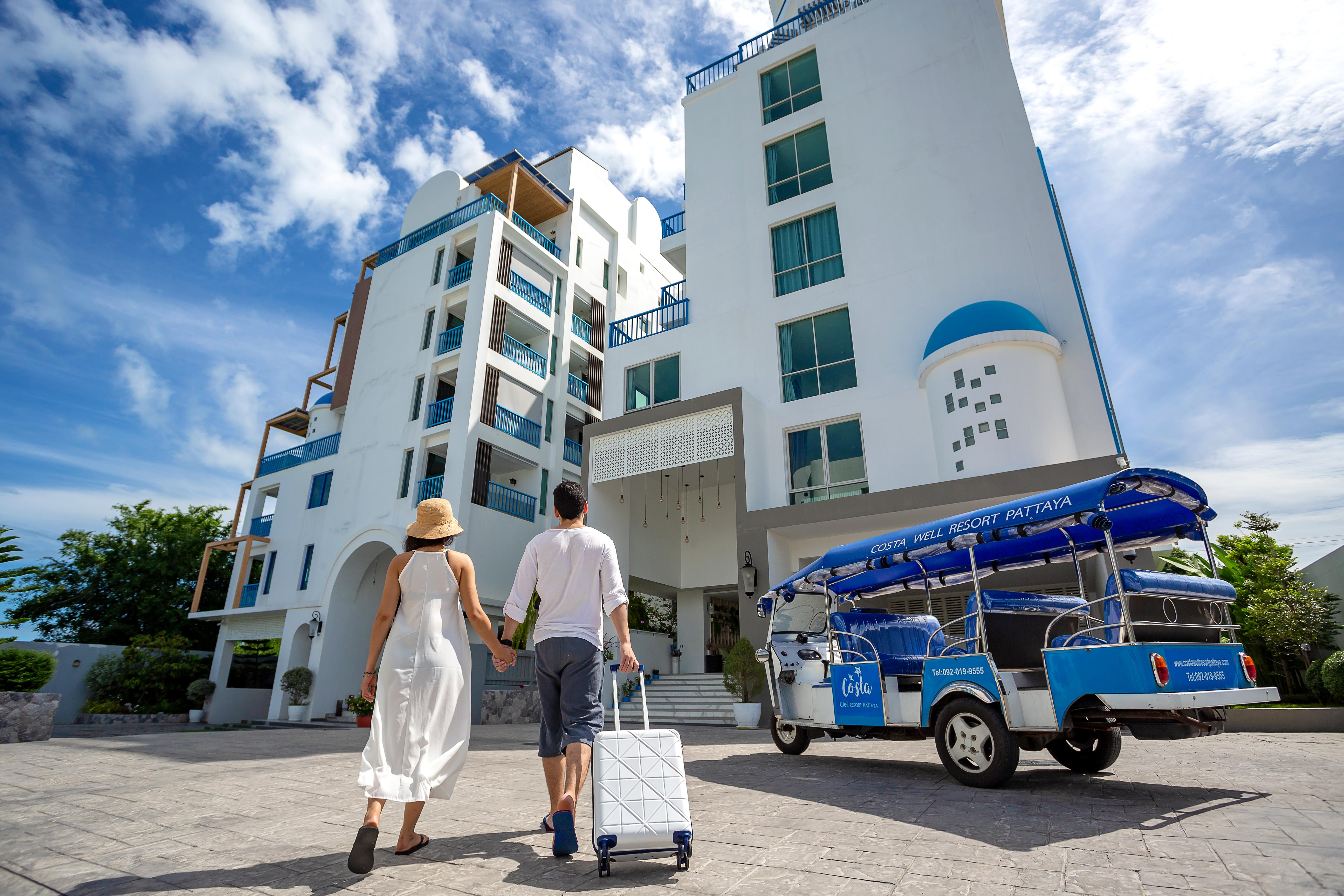 Costa Well Resort Pattaya, Sattahip