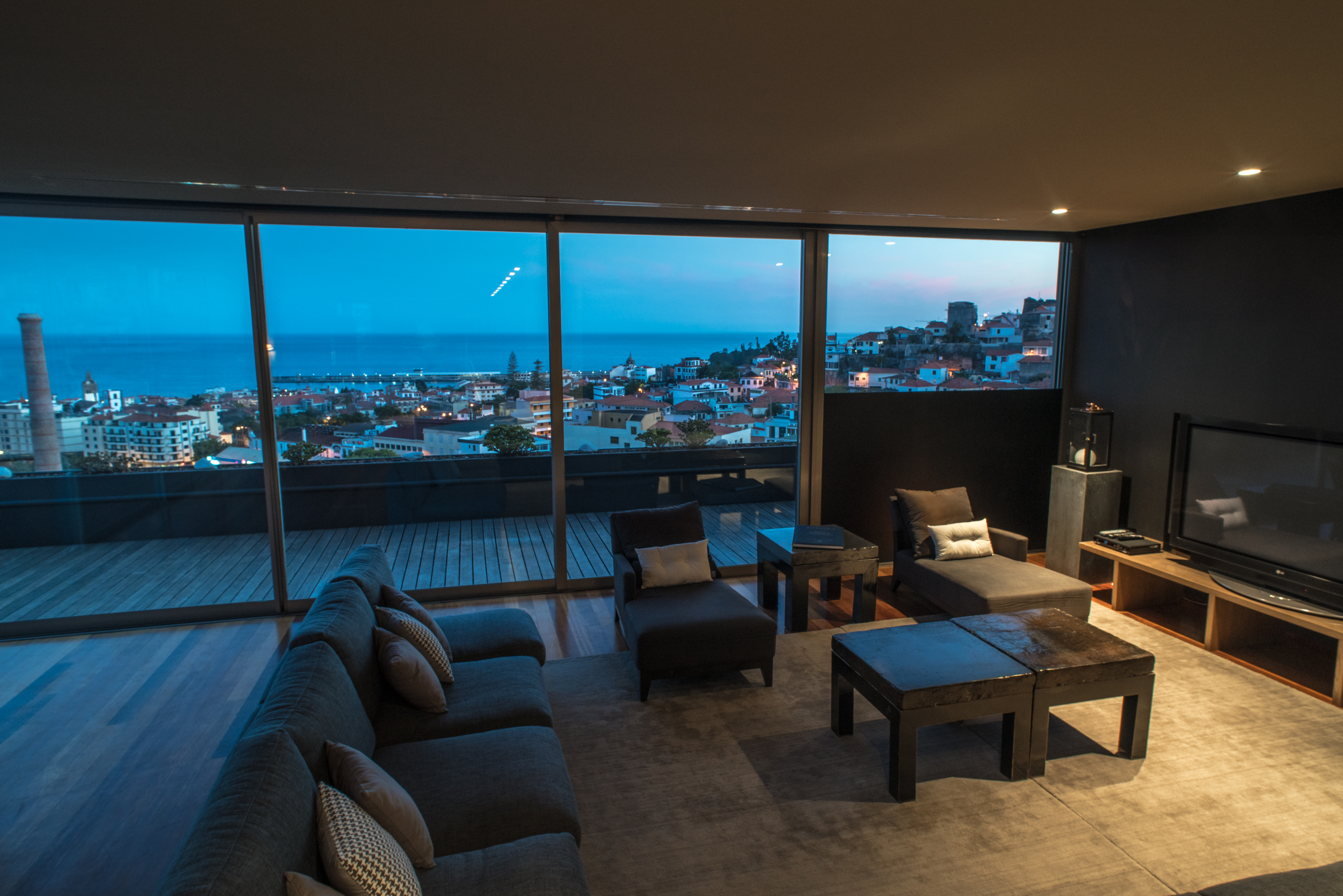 Arts In Penthouse Til Sol, Funchal